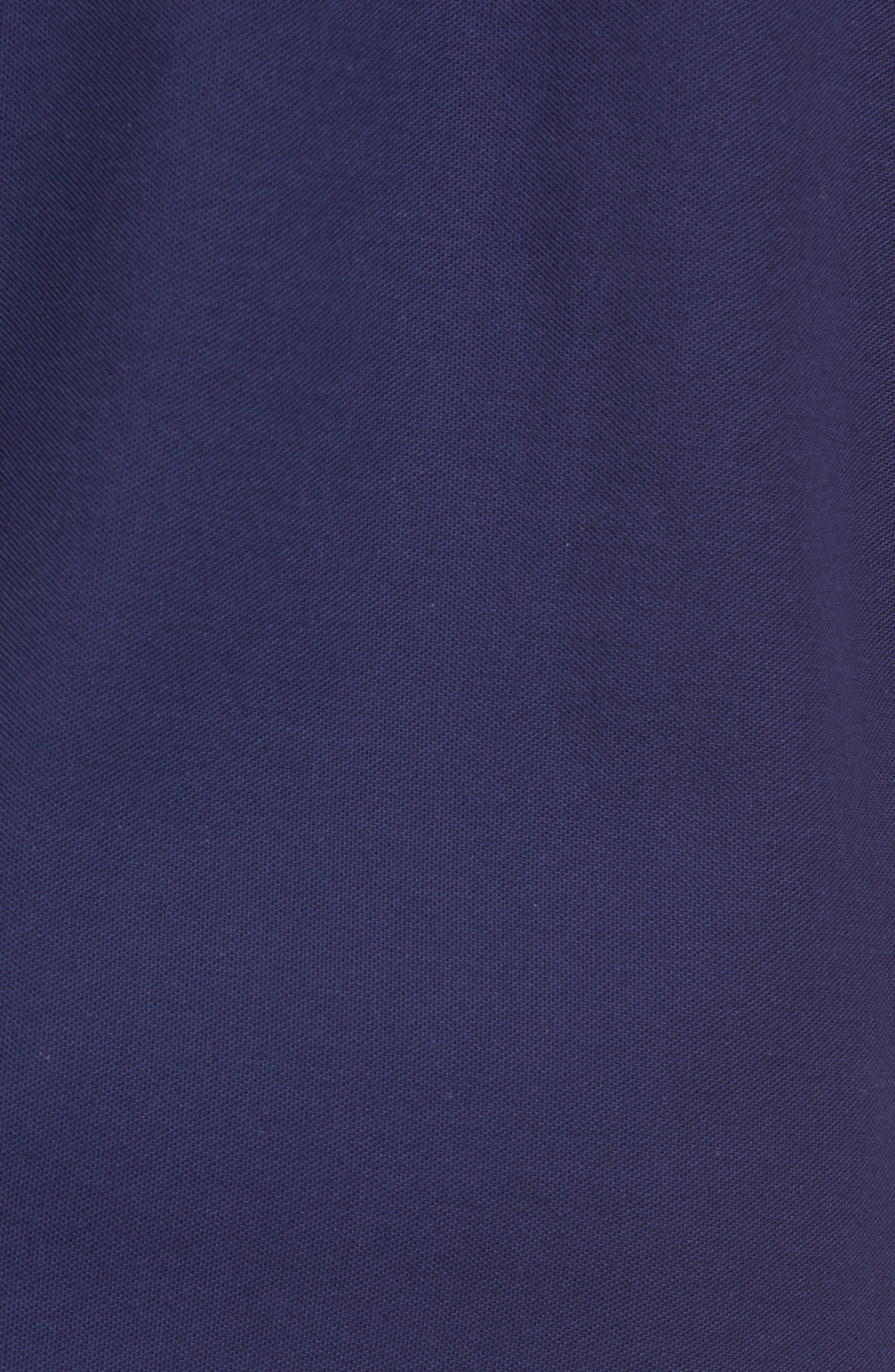 Alternate Image 5  - Zachary Prell Palmetto Pima Cotton Shirt