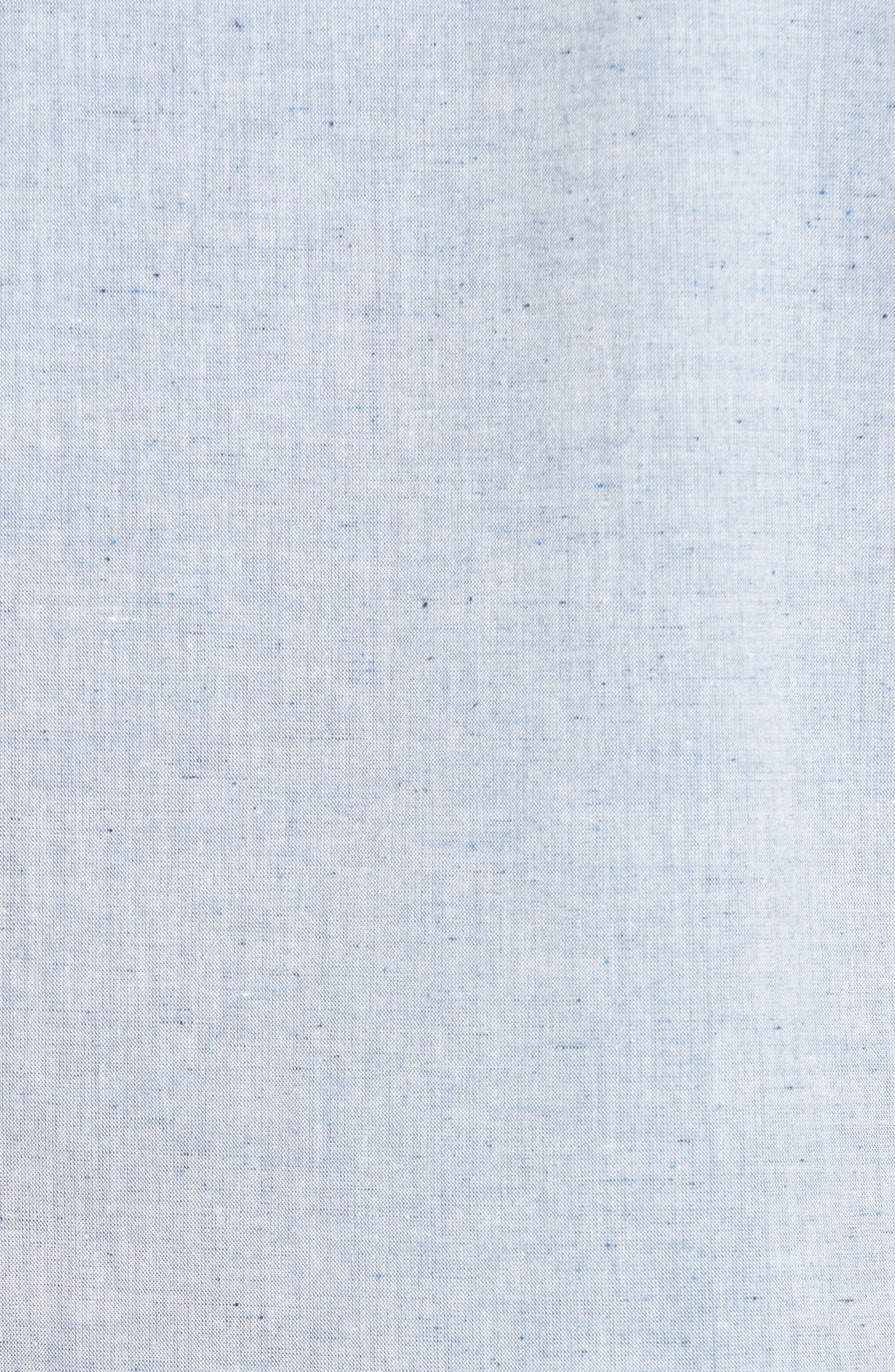 Alternate Image 5  - AG Nash Slub Cotton Shirt