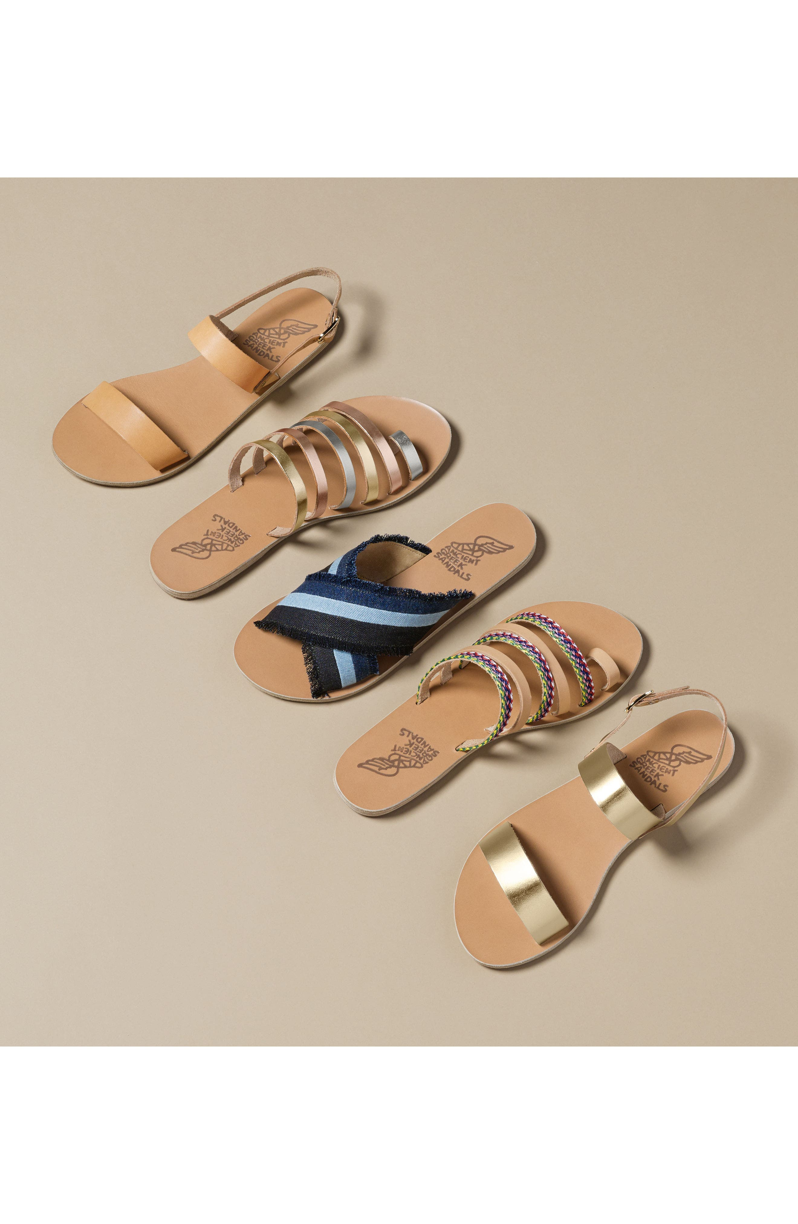 Thais Slide Sandal,                             Alternate thumbnail 7, color,