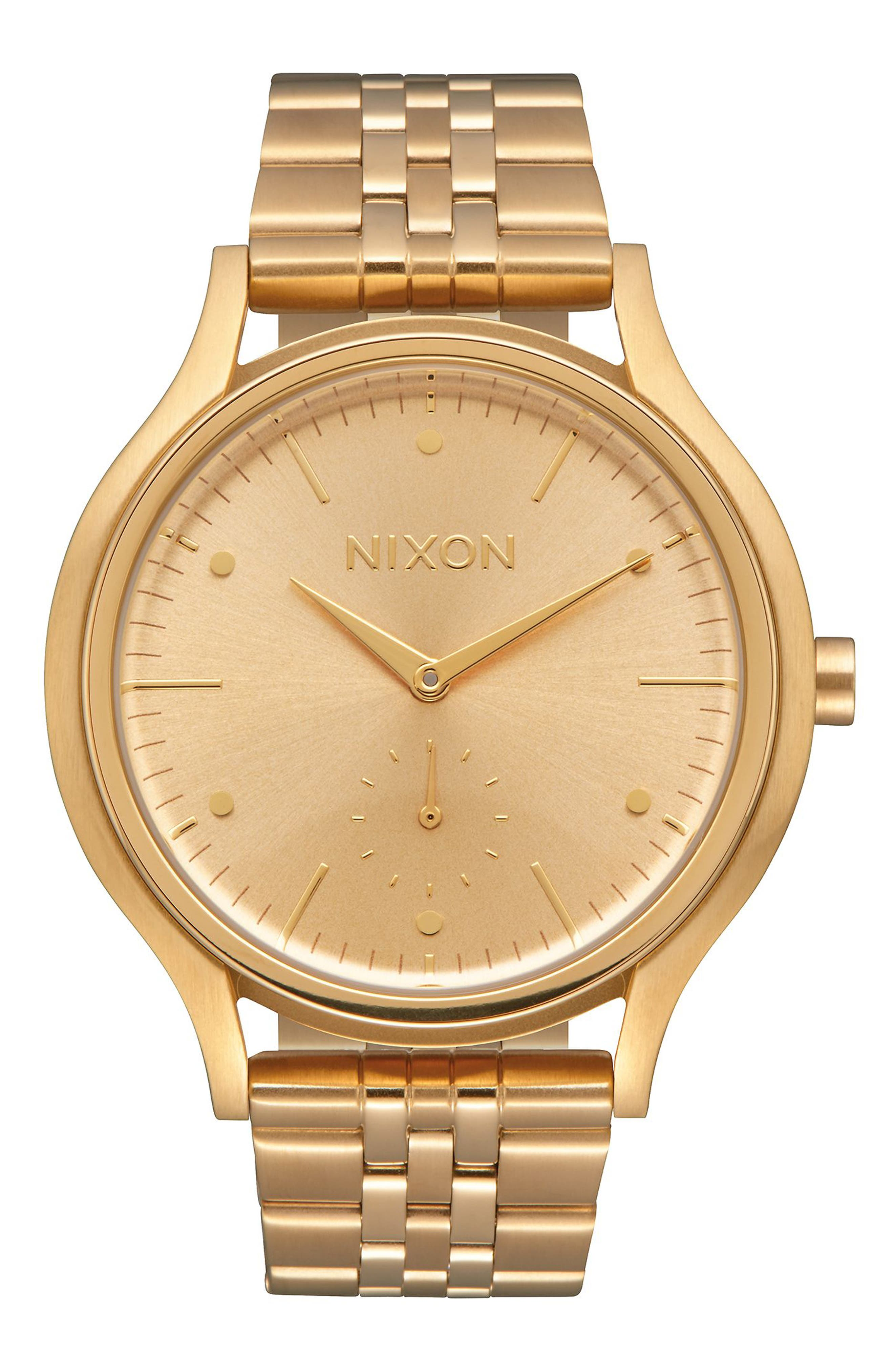 Sala Bracelet Watch, 38mm,                         Main,                         color, Gold