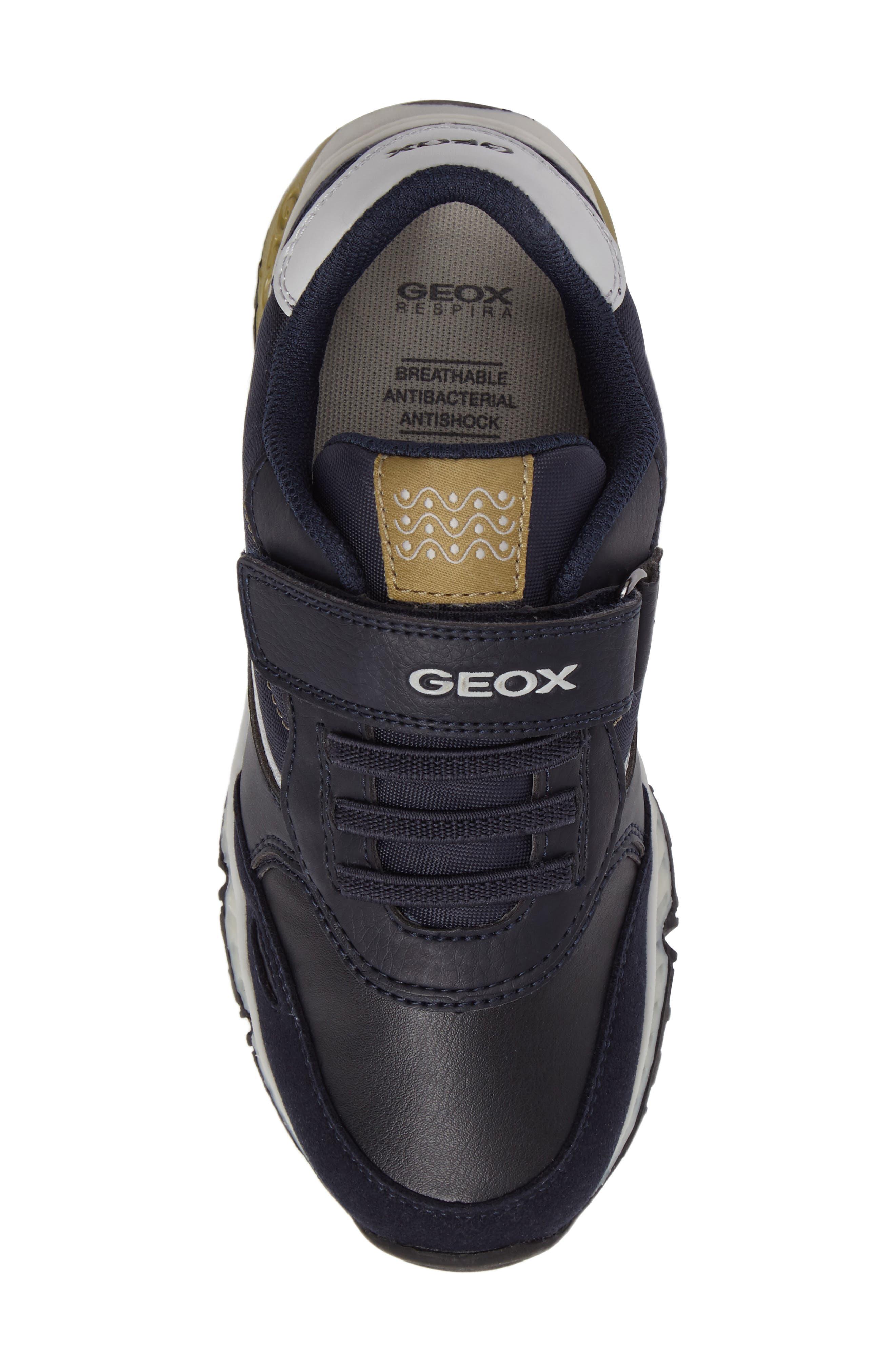 Alternate Image 5  - Geox Jr Bernie Sneaker (Toddler, Little Kid & Big Kid)