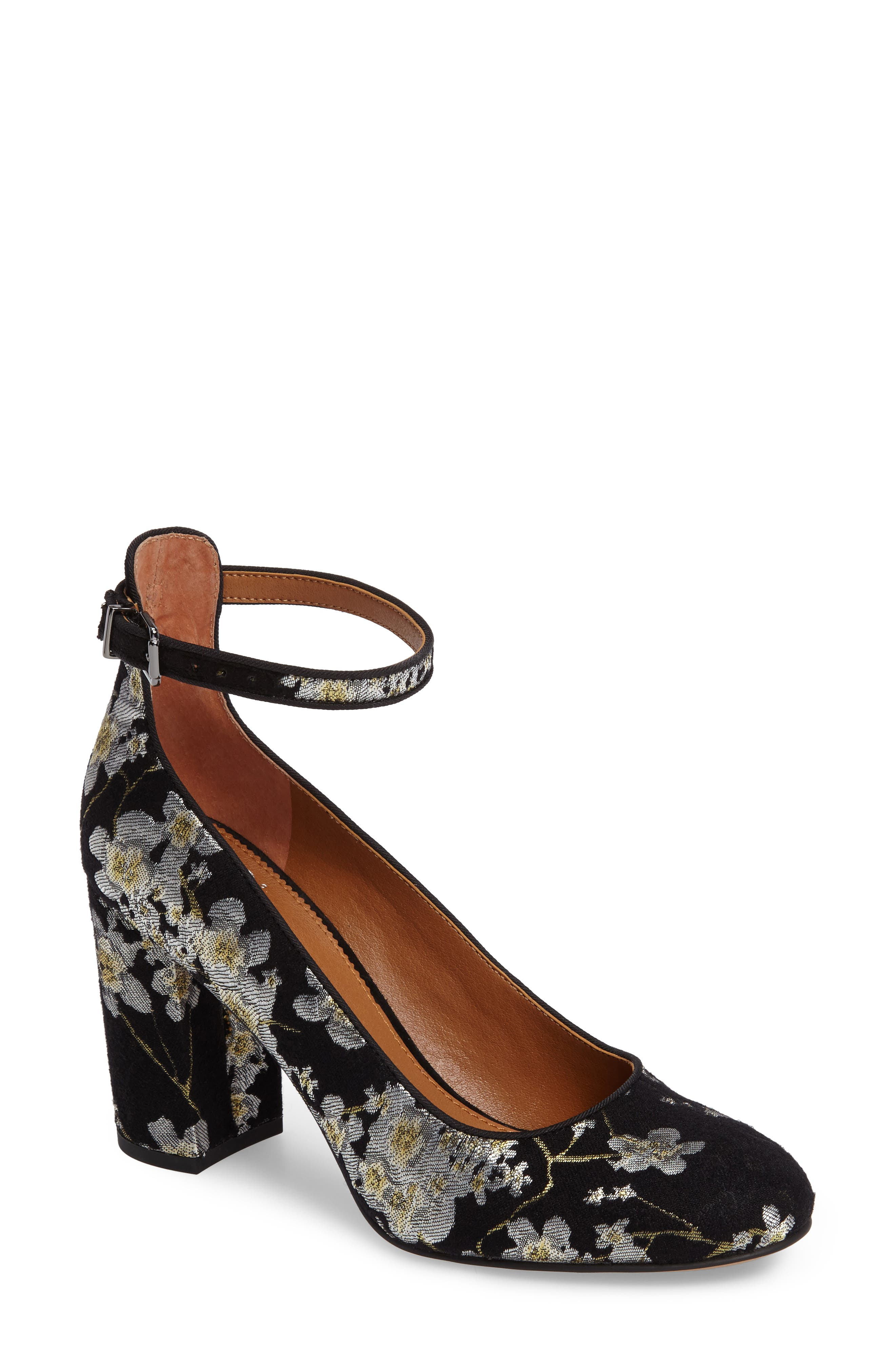 Alternate Image 1 Selected - SARTO by Franco Sarto Abbington Ankle Strap Pump (Women)