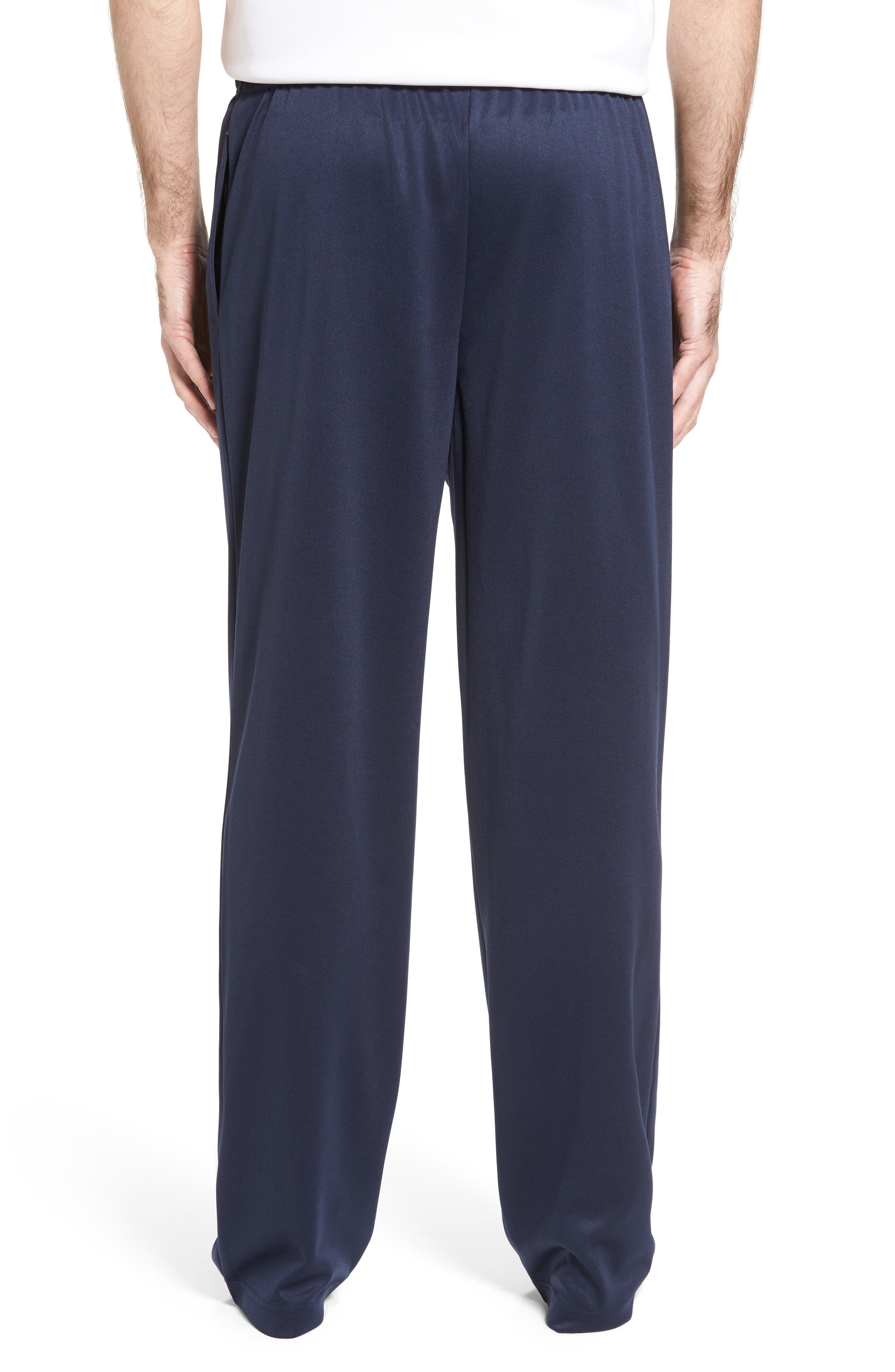 Work Out Lounge Pants,                             Alternate thumbnail 2, color,                             Navy