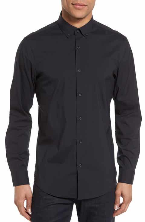 Shirts for Men, Men's Black Shirts | Nordstrom