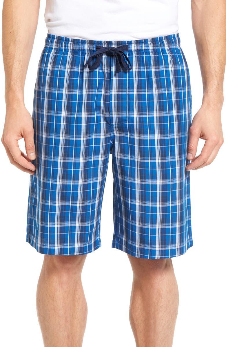 Poplin Lounge Shorts