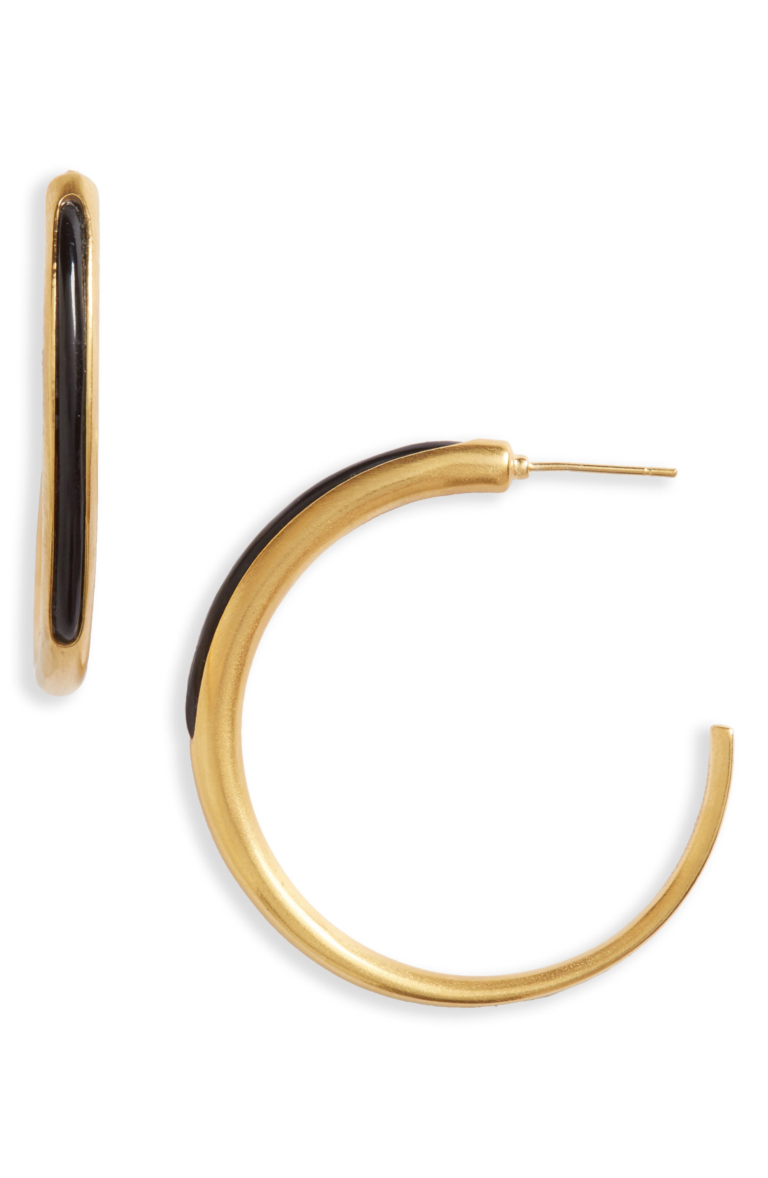 Dean Davidson Tidal Hoop Earrings