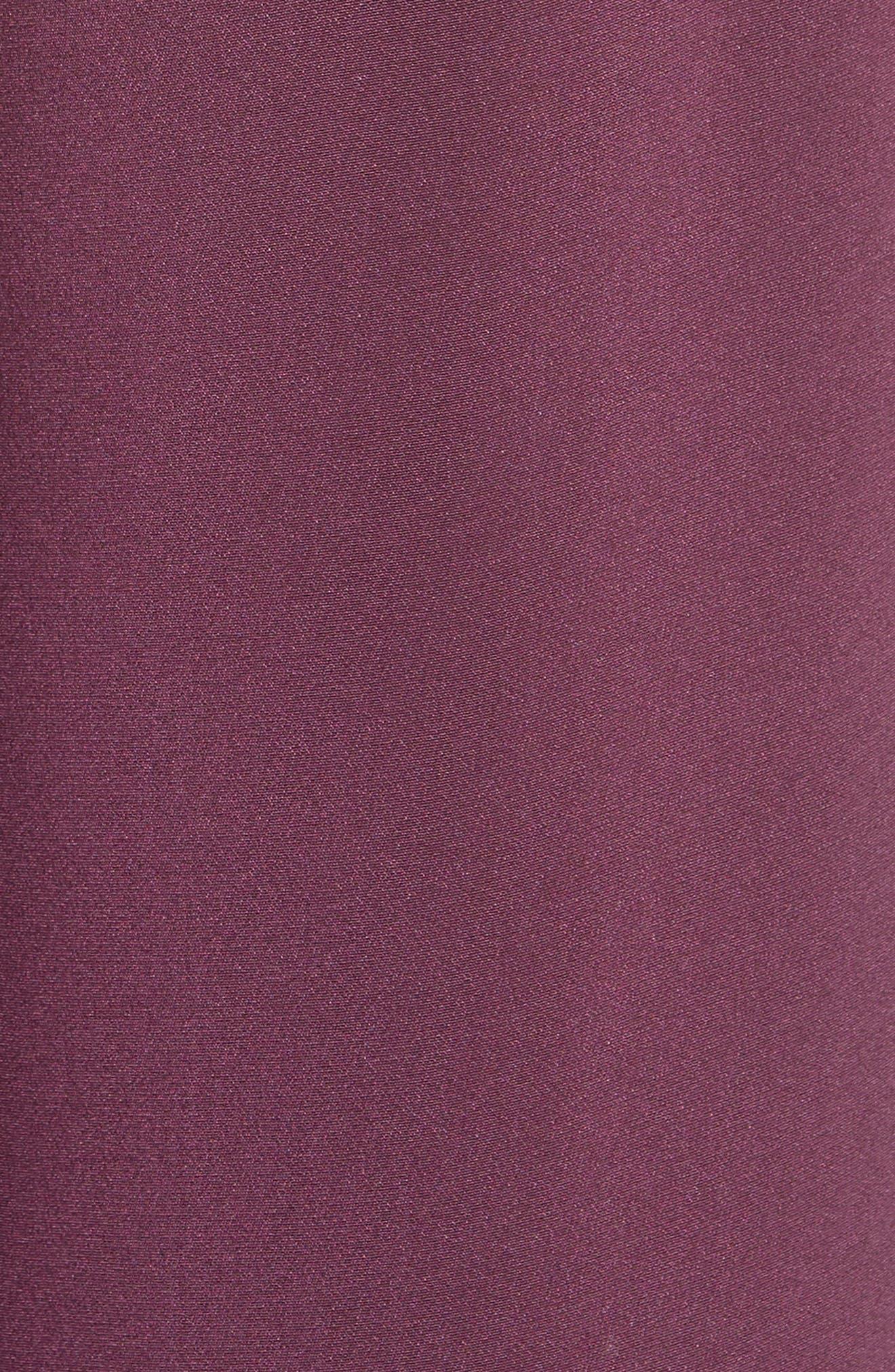 Alternate Image 3  - Cushnie et Ochs Slit Silk High Waisted Pants