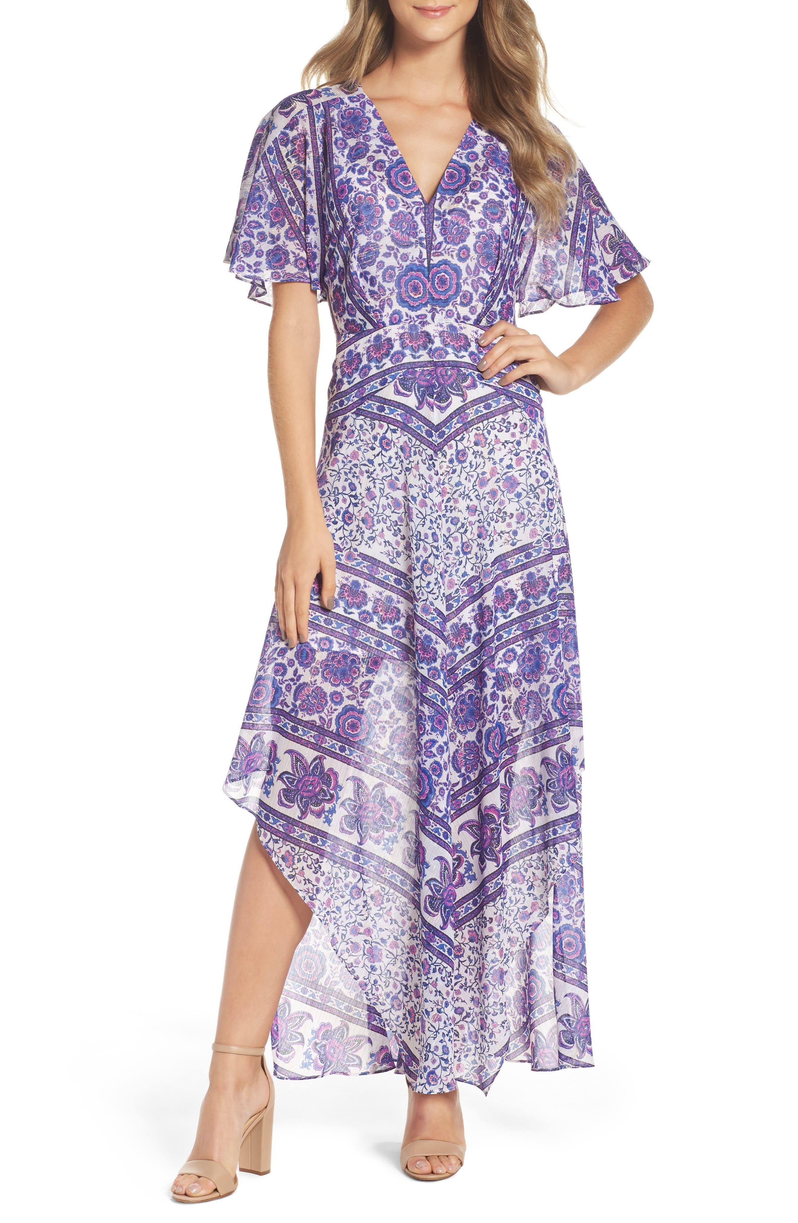 Adelyn Rae Kassandra Maxi Dress