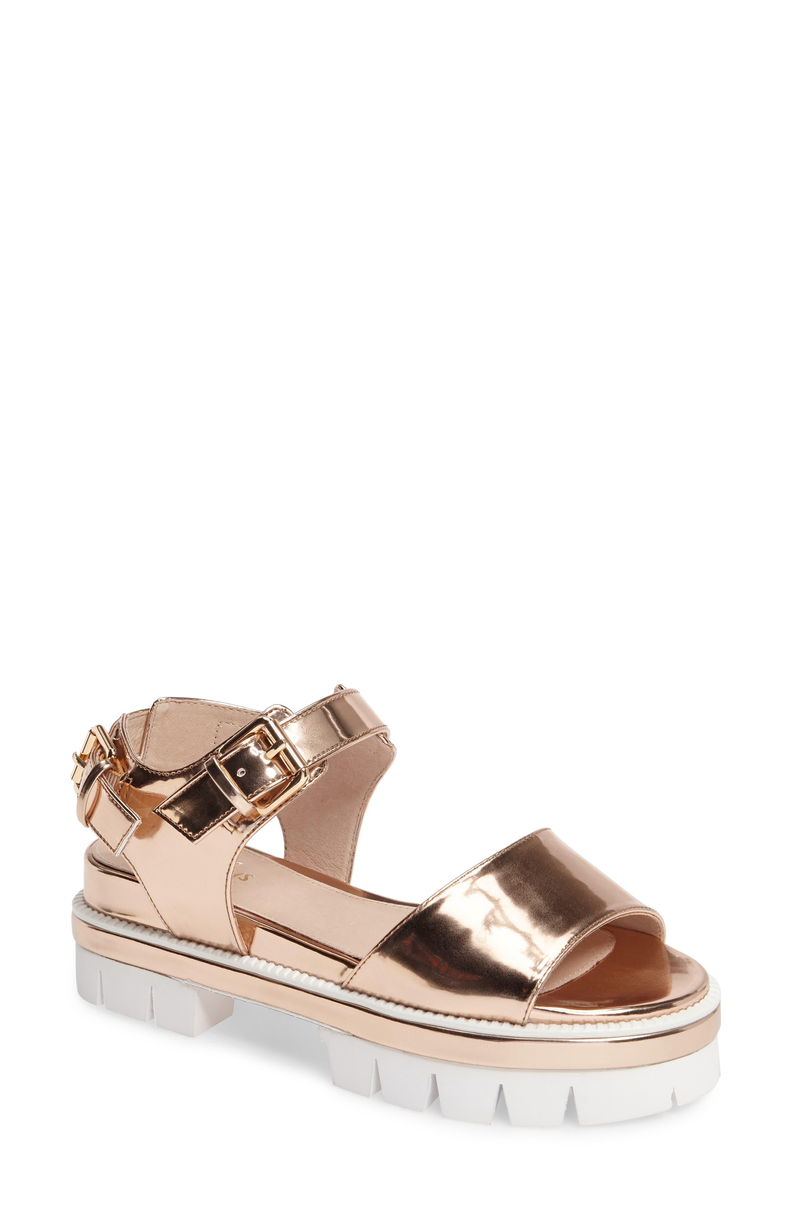 Main Image - Shellys London Dita Platform Sandal (Women)