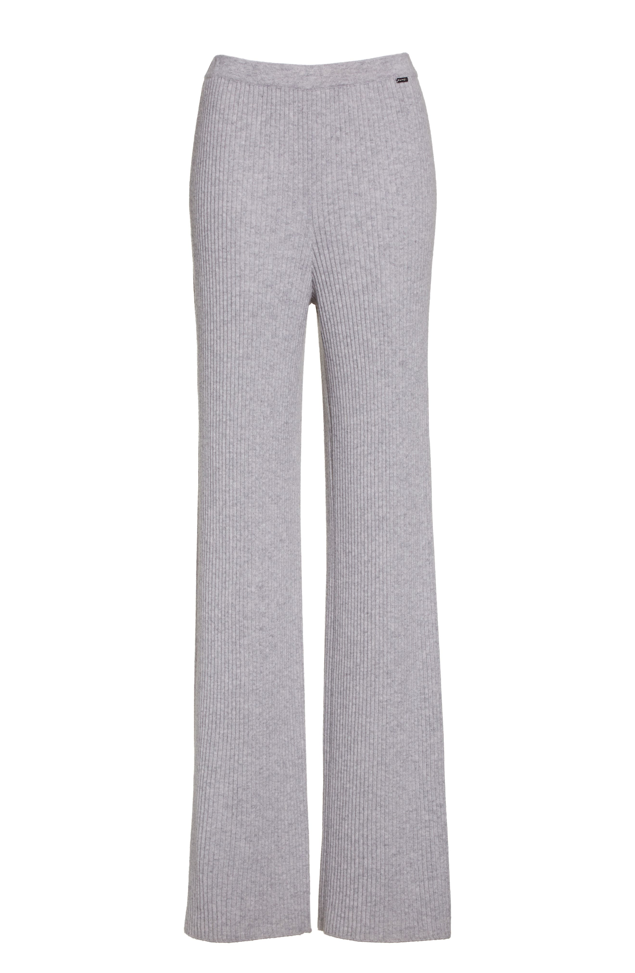 Alternate Image 6  - St. John Collection Cashmere Knit Pants