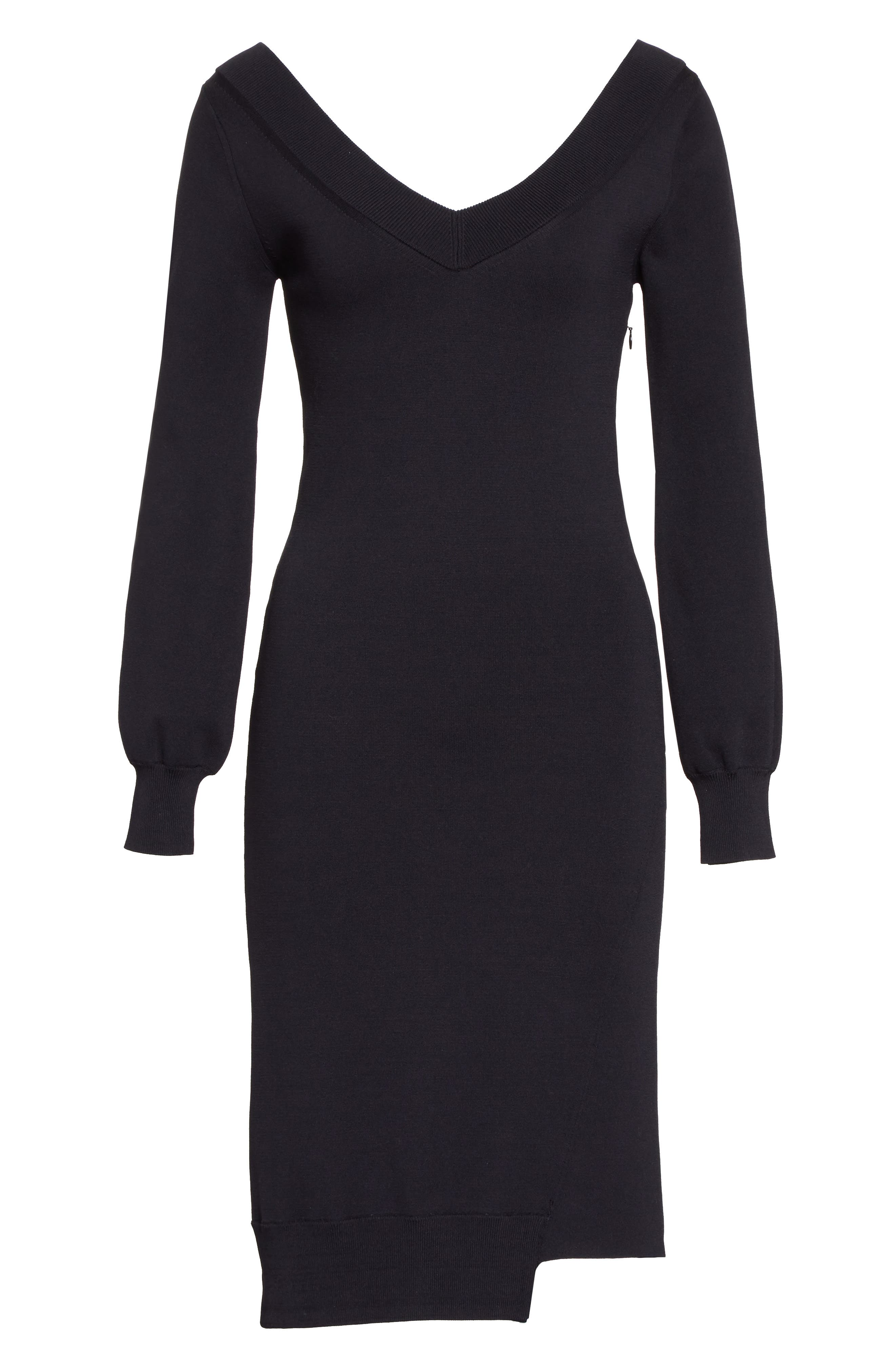 Alternate Image 4  - Burberry Marro Knit Dress