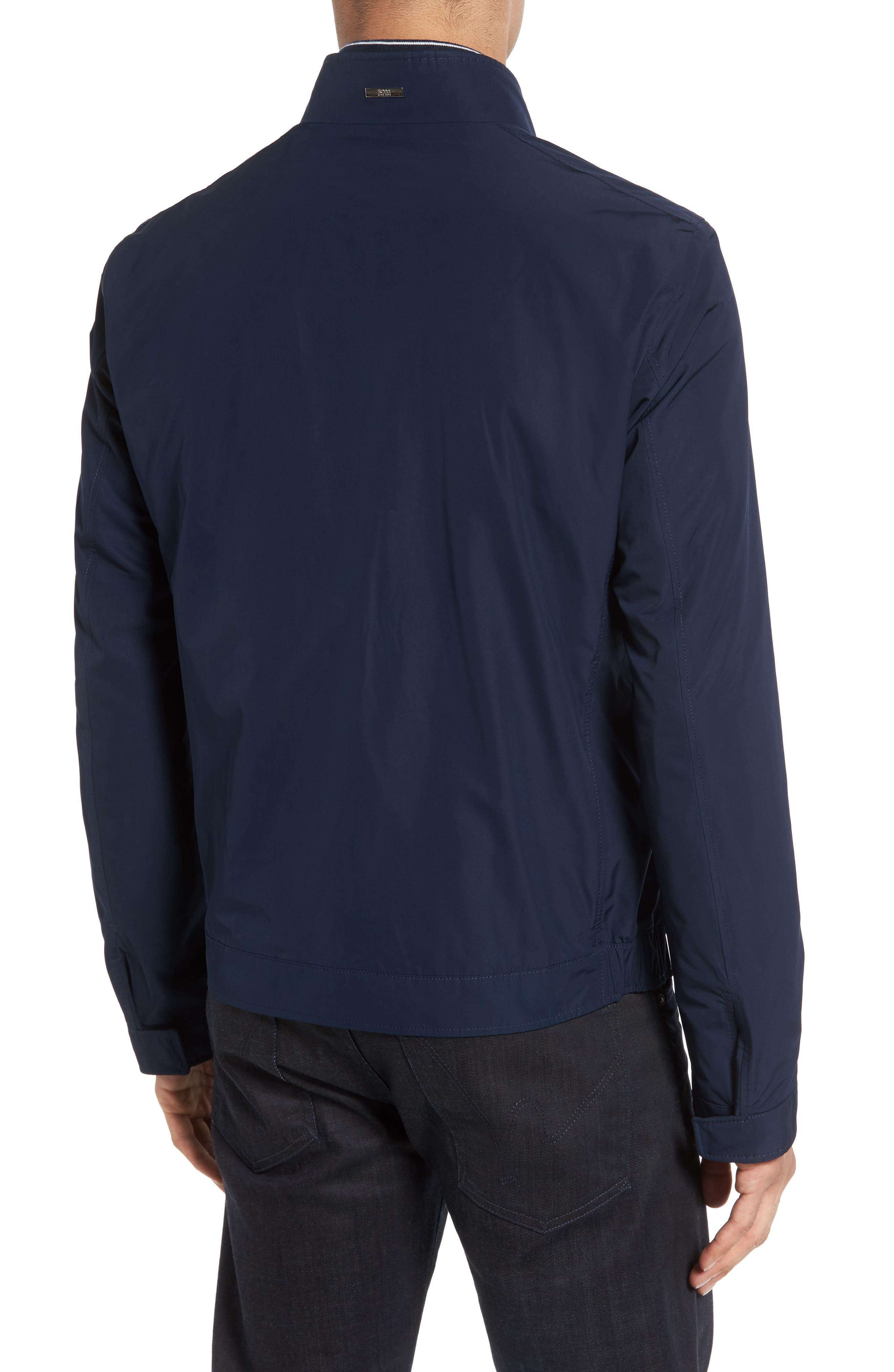 Alternate Image 2  - BOSS Cael Zip Front Jacket