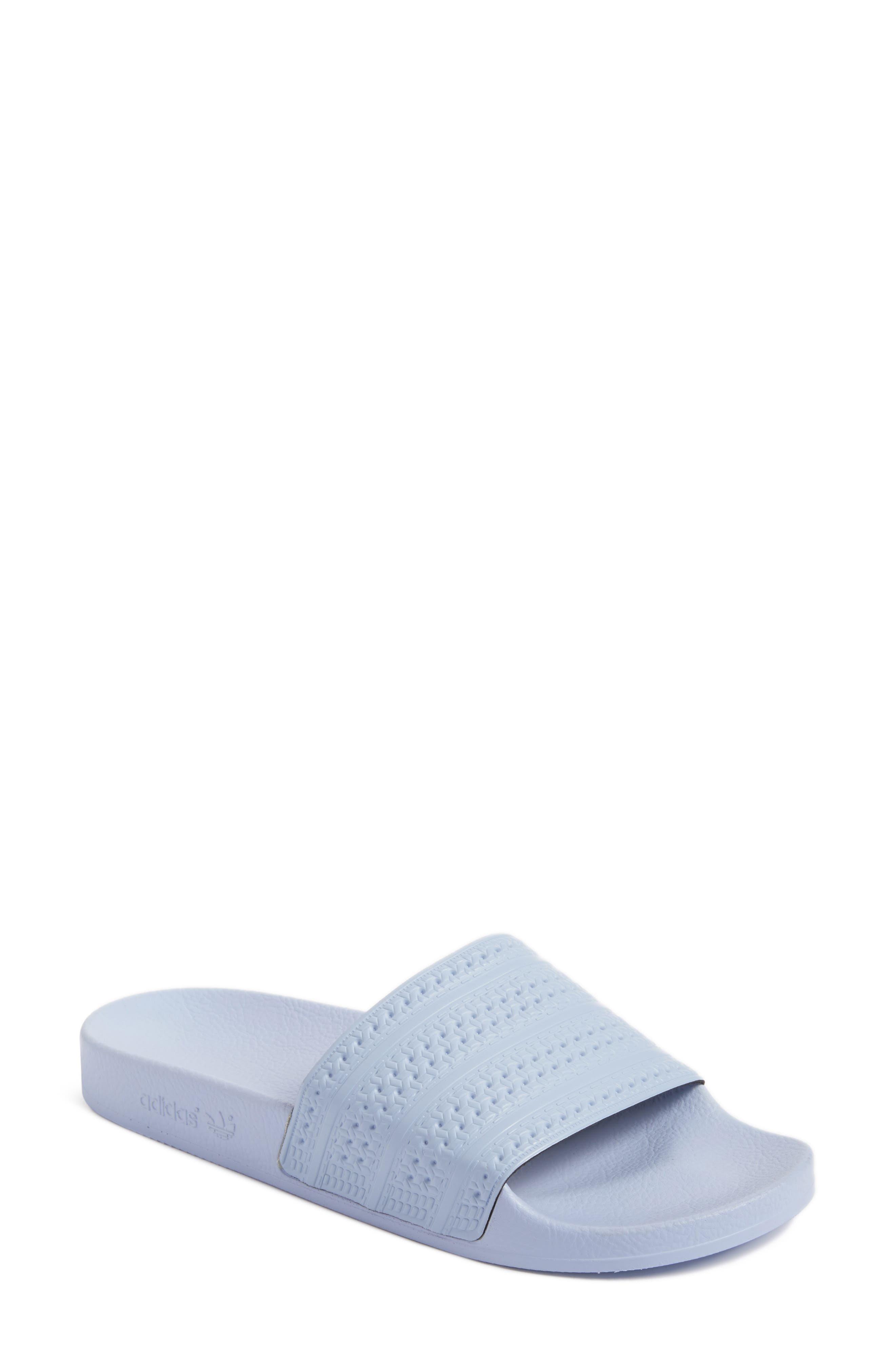 Alternate Image 1 Selected - adidas 'Adilette' Slide Sandal (Women)
