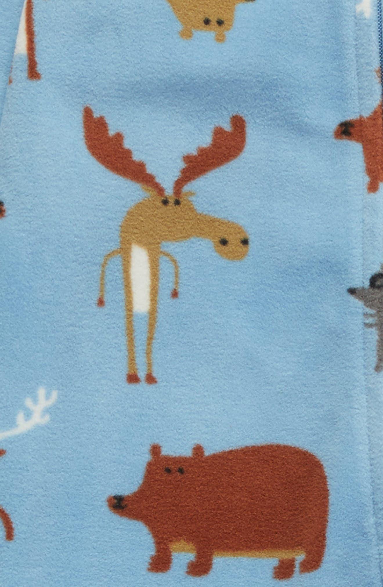 Alternate Image 2  - Tucker + Tate Blanket Sleeper (Baby Boys)