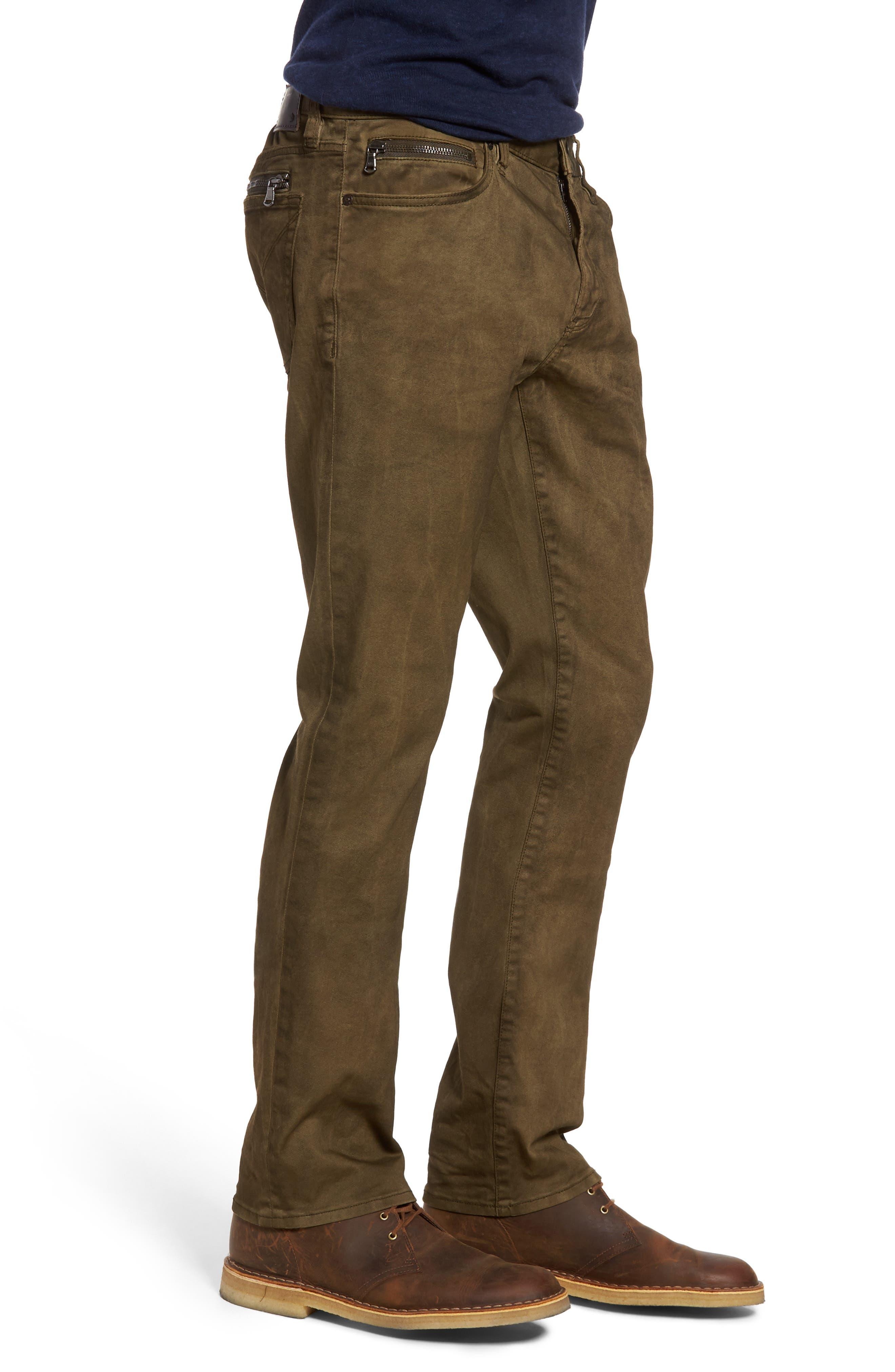 Alternate Image 3  - John Varvatos Star USA Wight Skinny Jeans