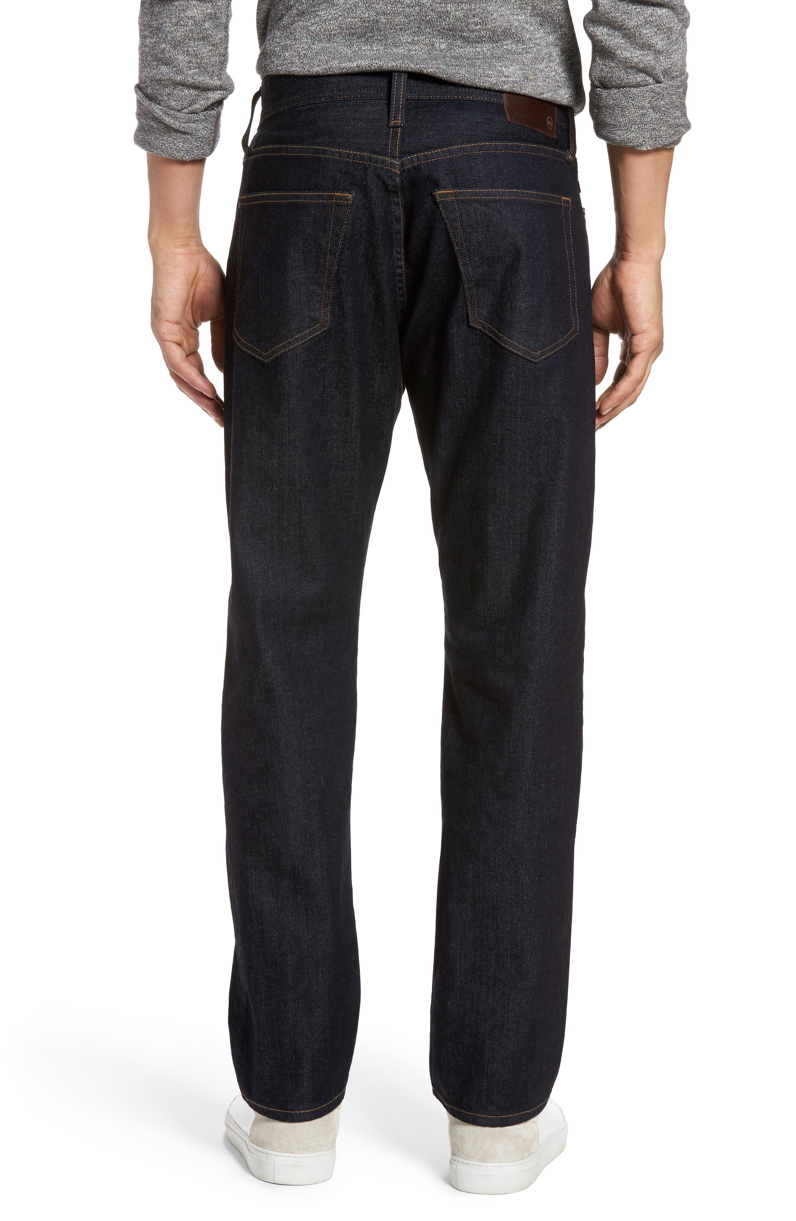 Everett Slim Straight Leg Jeans,                             Alternate thumbnail 2, color,                             Highway