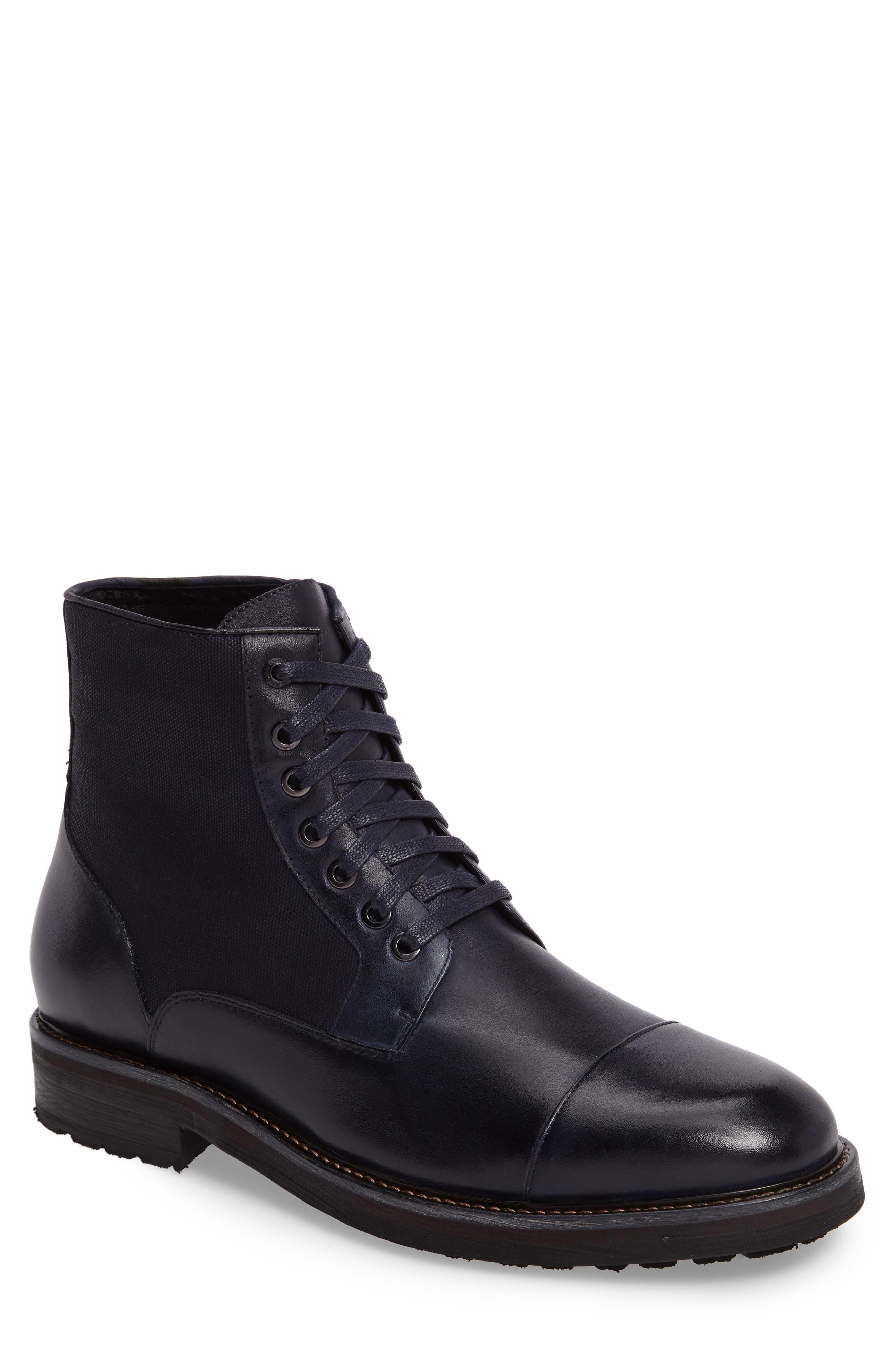 Zanzara 'Northstar' Cap Toe Boot (Men)