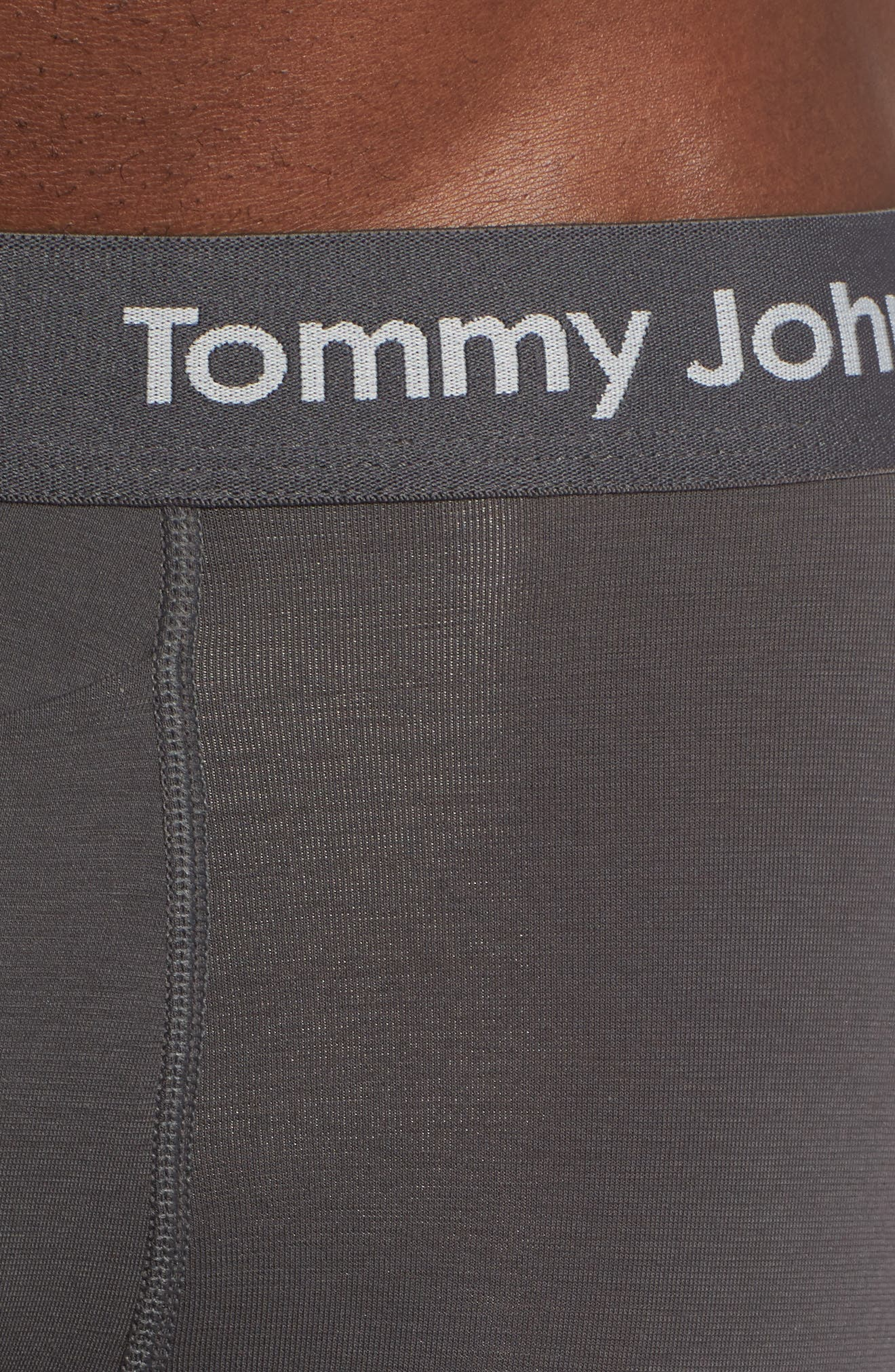 Alternate Image 4  - Tommy John Cool Cotton Trunks