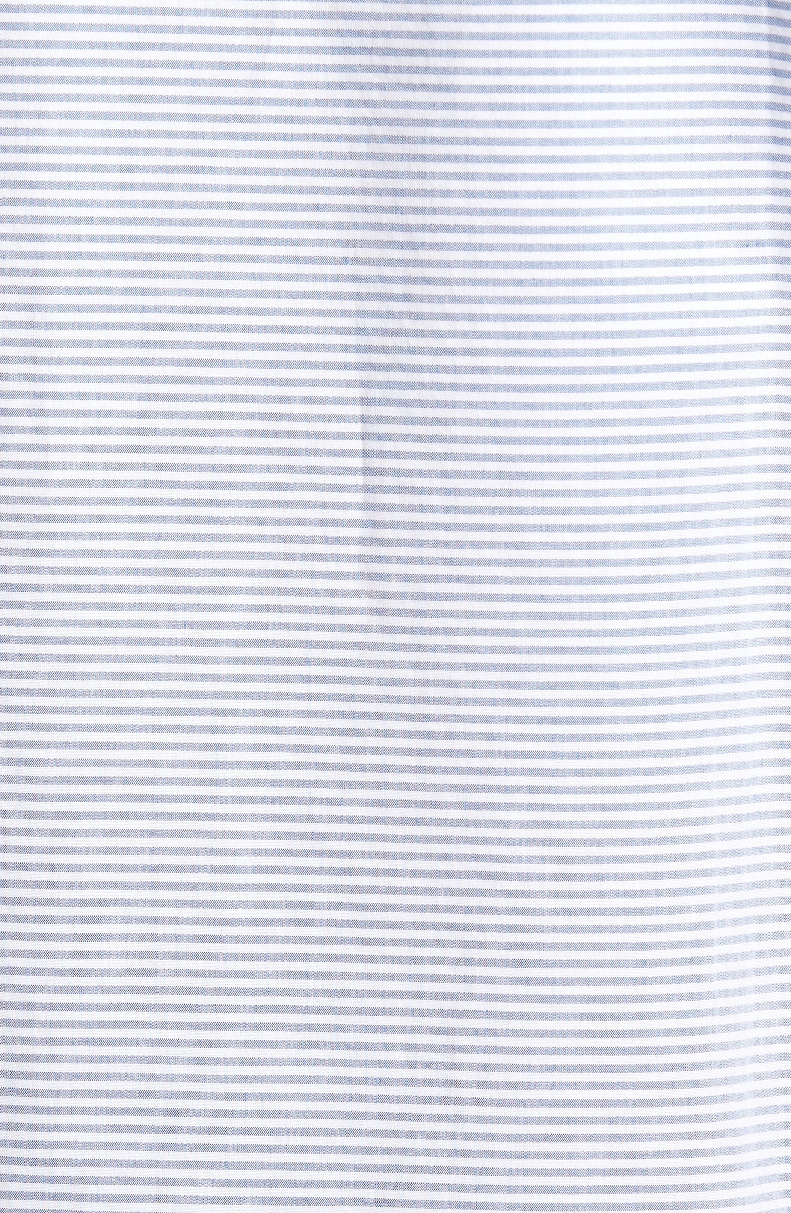 Alternate Image 5  - Tommy Bahama The Yachtsman Standard Fit Cotton Sport Shirt