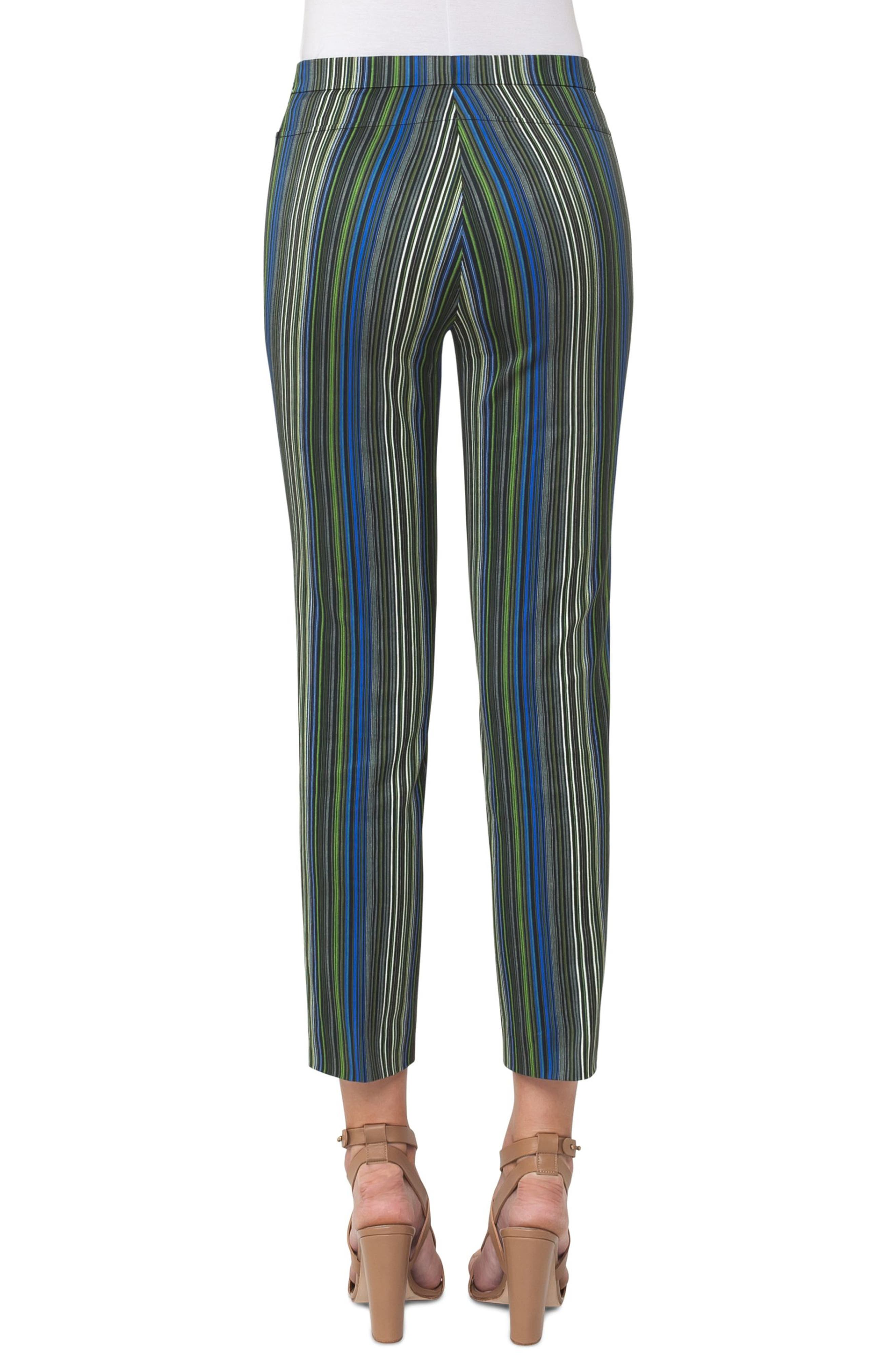 Alternate Image 2  - Akris punto Franca Paracas Stripe Pants