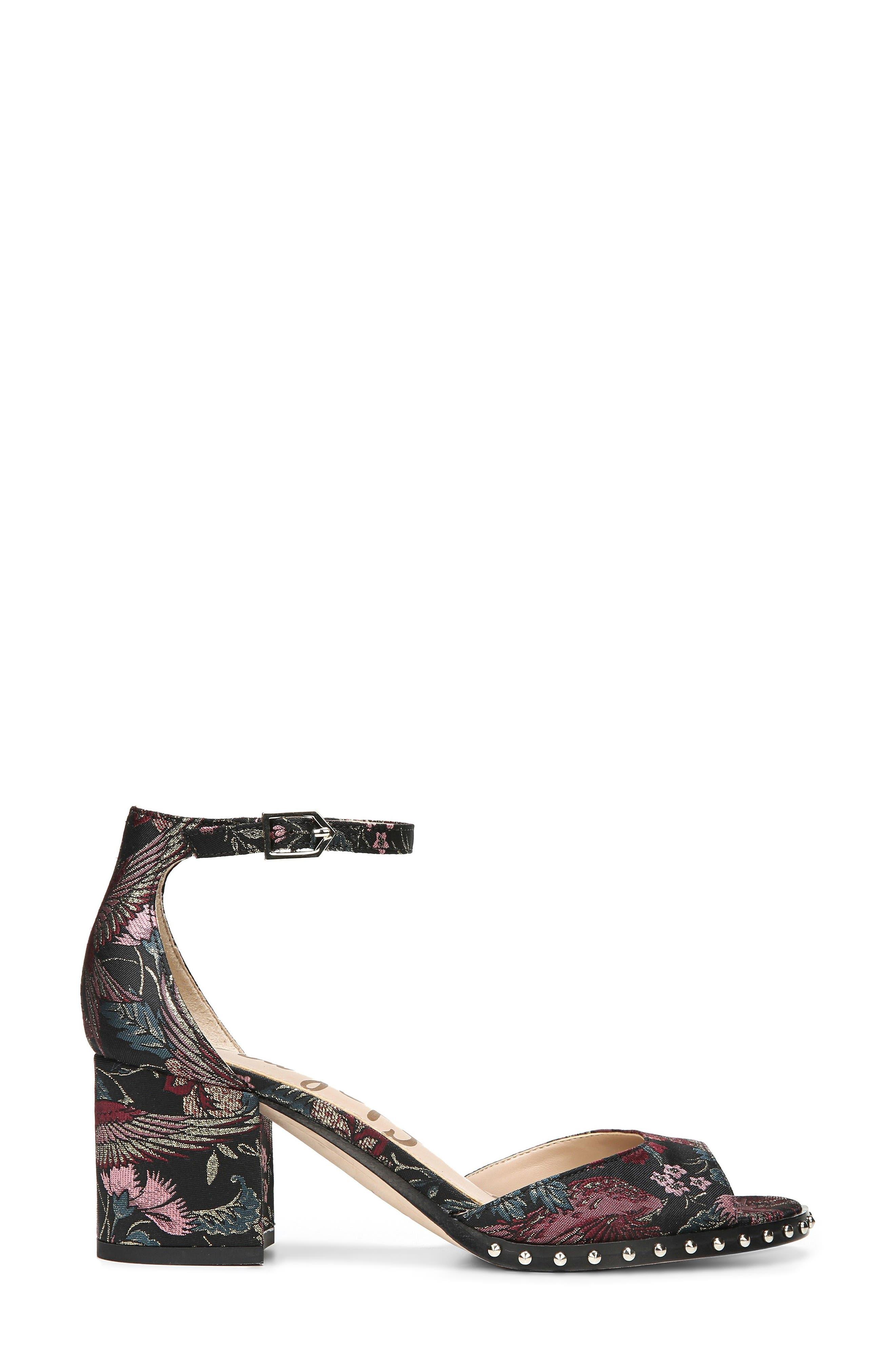 Alternate Image 3  - Sam Edelman Susie Ankle Strap Sandal (Women)