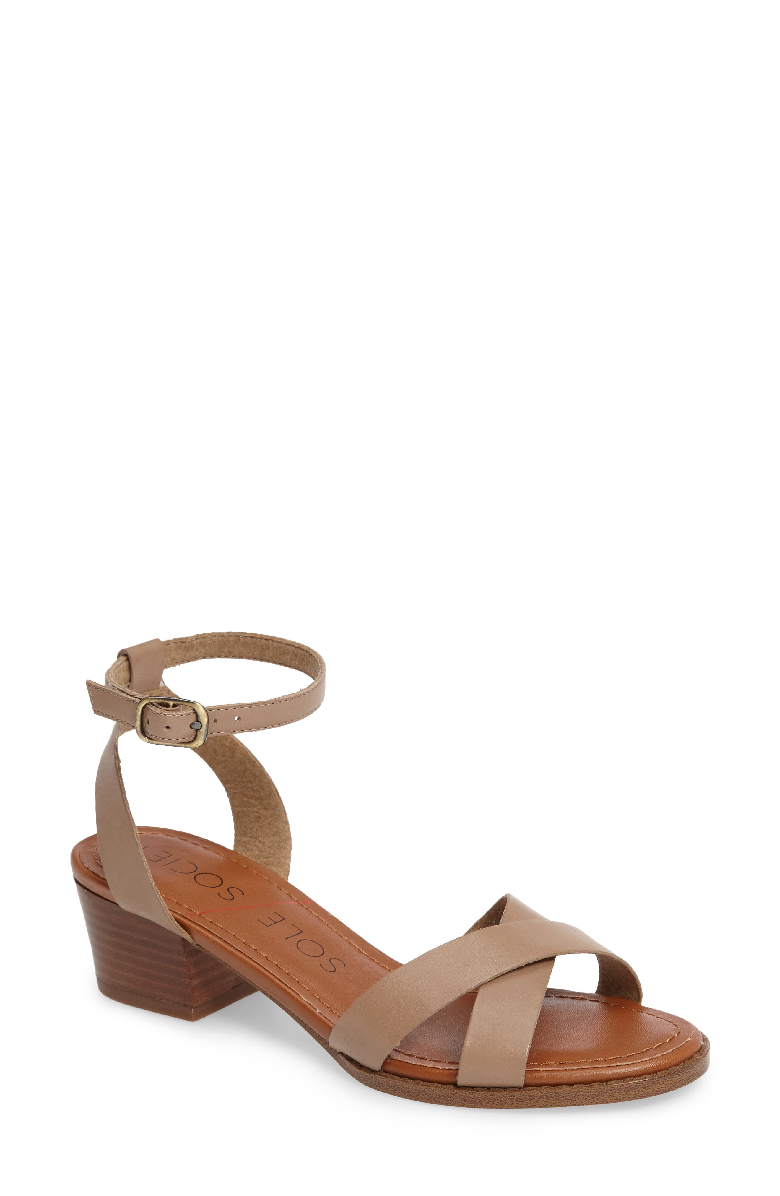 Sole Society 'Savannah' Sandal (Women)