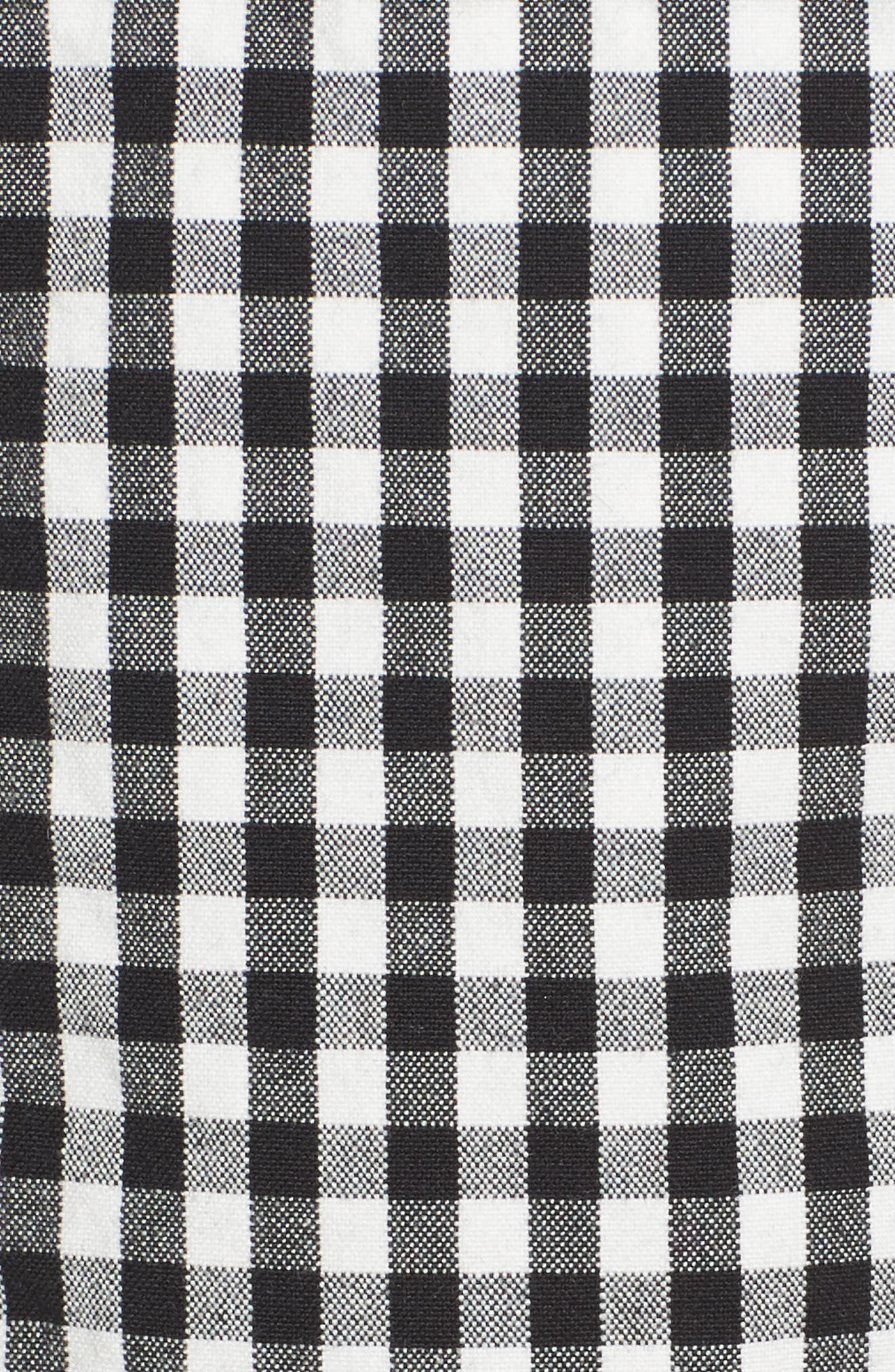 Justine Gingham Shorts,                             Alternate thumbnail 5, color,                             Gingham