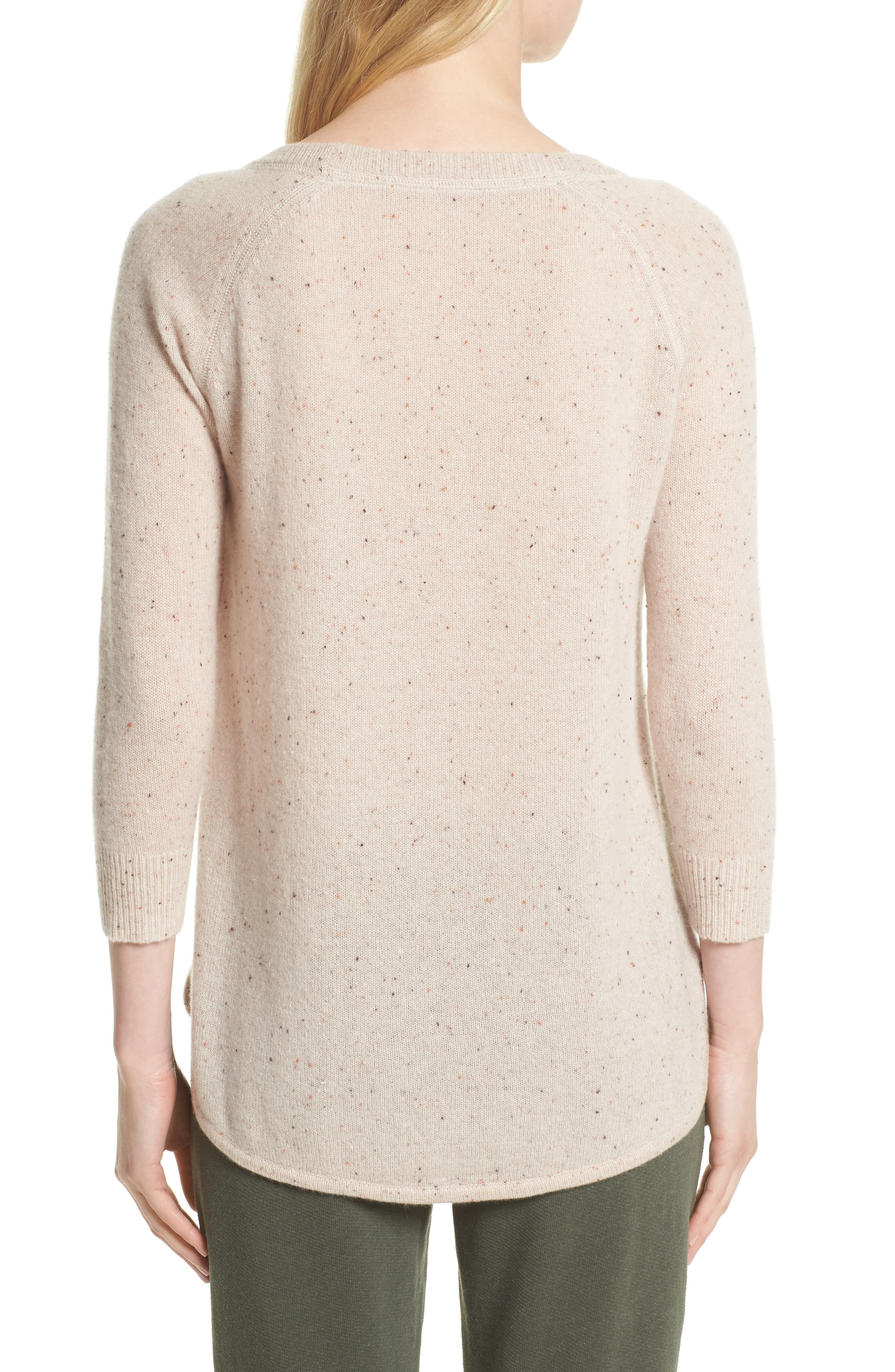Alternate Image 2  - ATM Anthony Thomas Melillo Cashmere Sweater (Nordstrom Exclusive)
