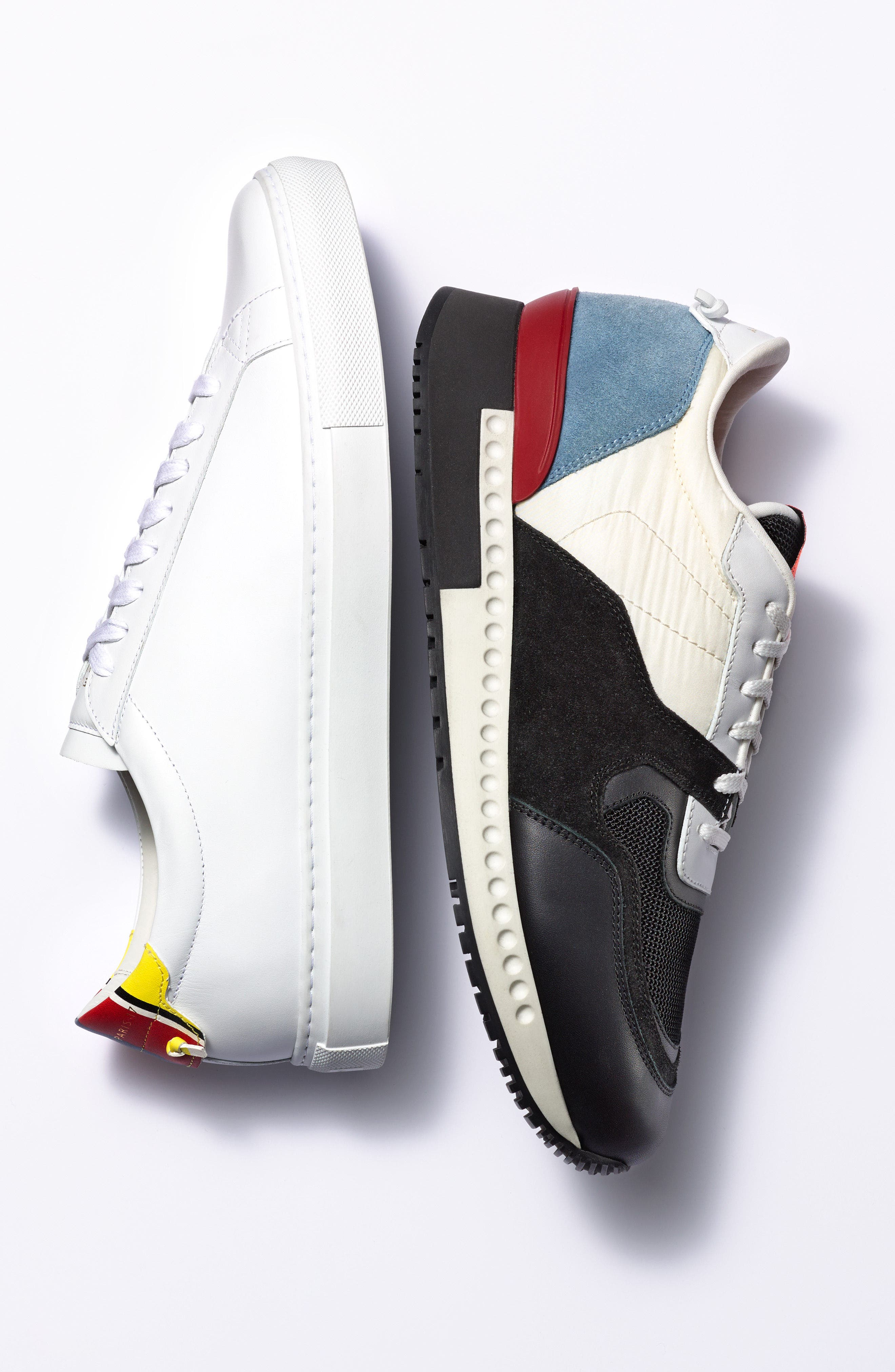 Alternate Image 7  - Givenchy 'Urban Knots Lo' Sneaker (Men)