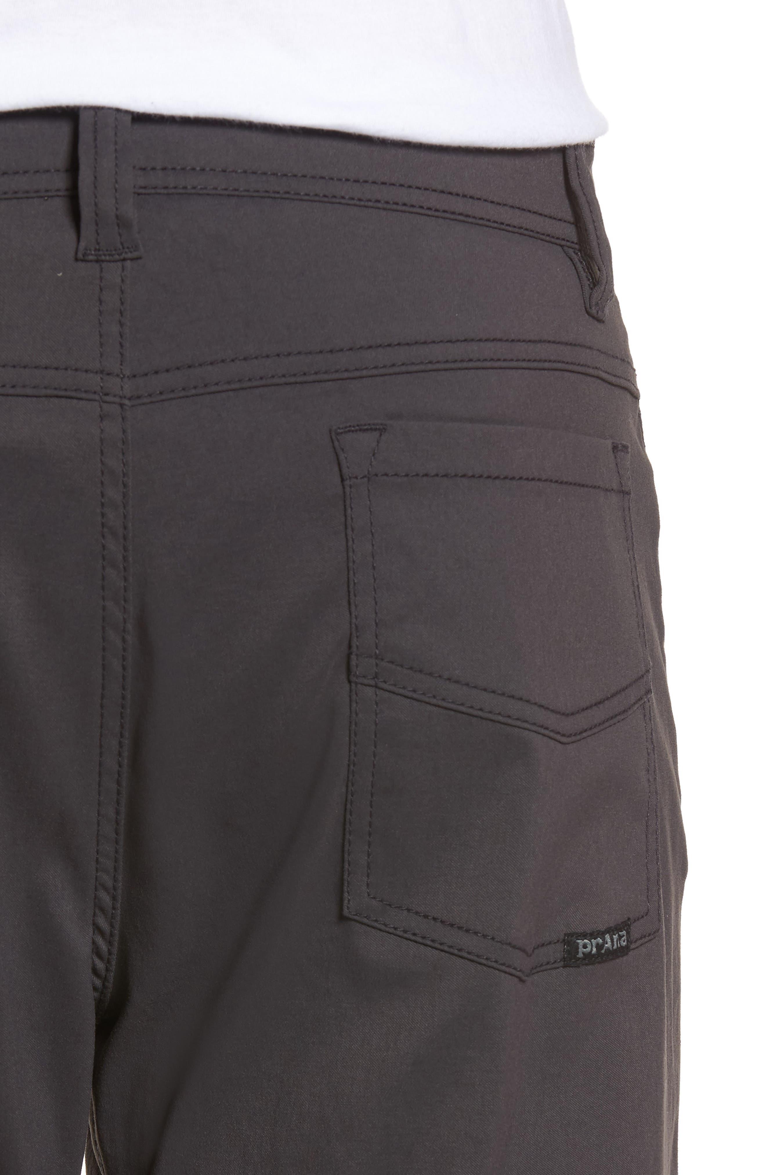 Alternate Image 4  - prAna Brion Slim Fit Pants