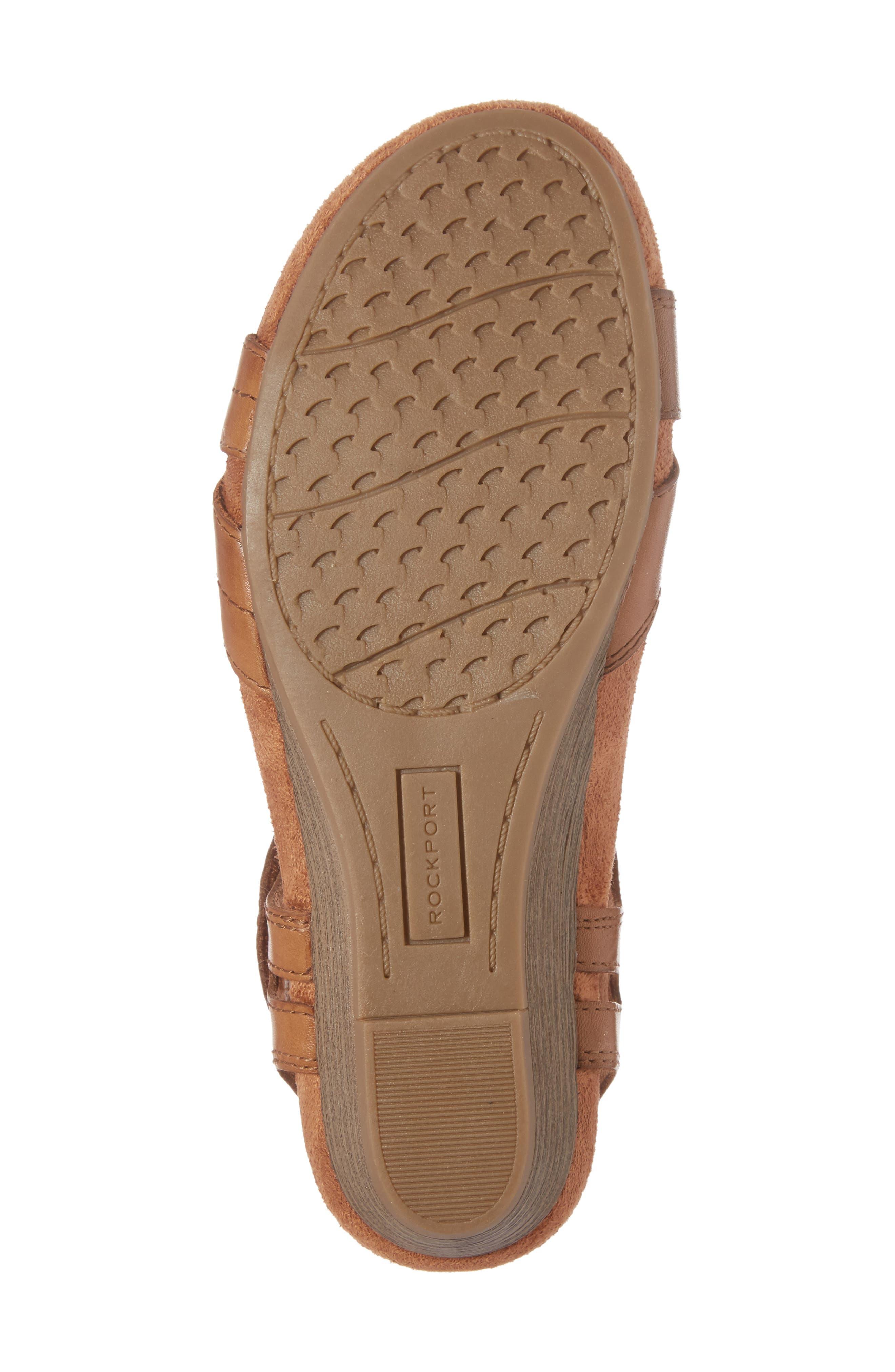 Alternate Image 6  - Rockport Cobb Hill Hollywood Wedge Sandal (Women)