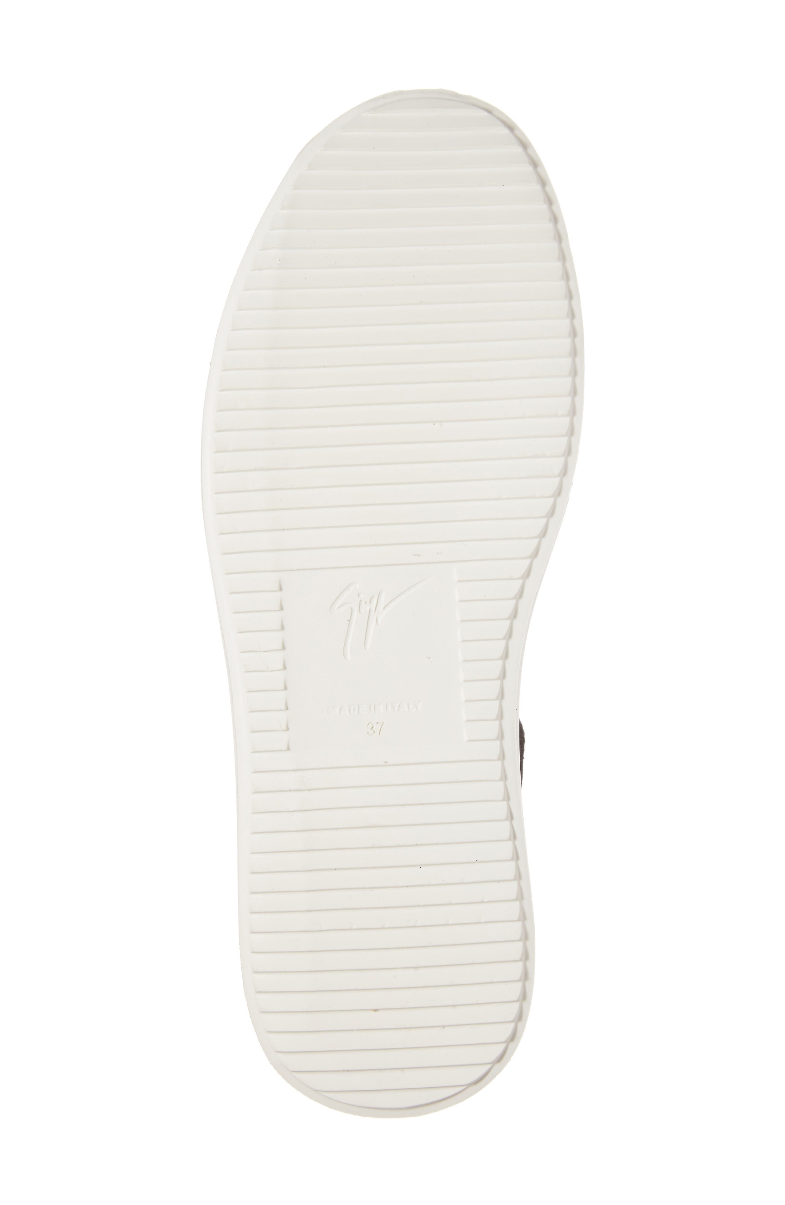 Alternate Image 5  - Giuseppe Zanotti Laurex Glitter Sneaker (Women)