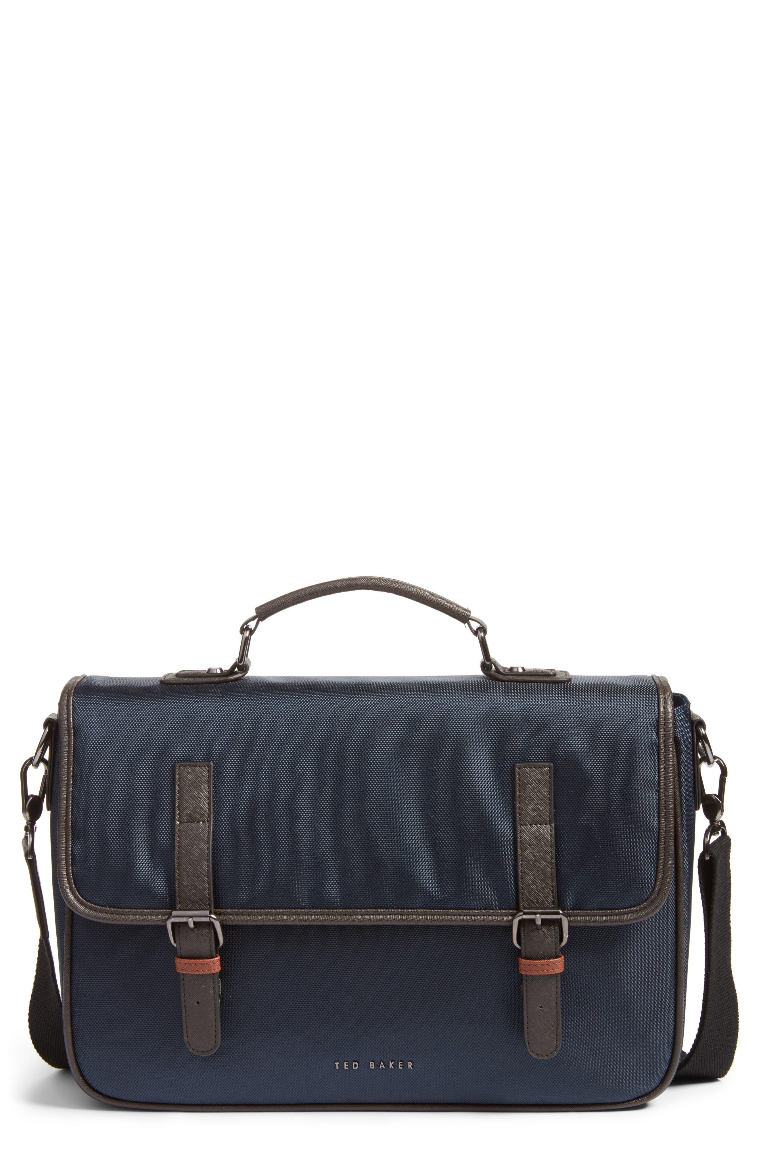 Alternate Image 1 Selected - Ted Baker London Cattar Messenger Bag