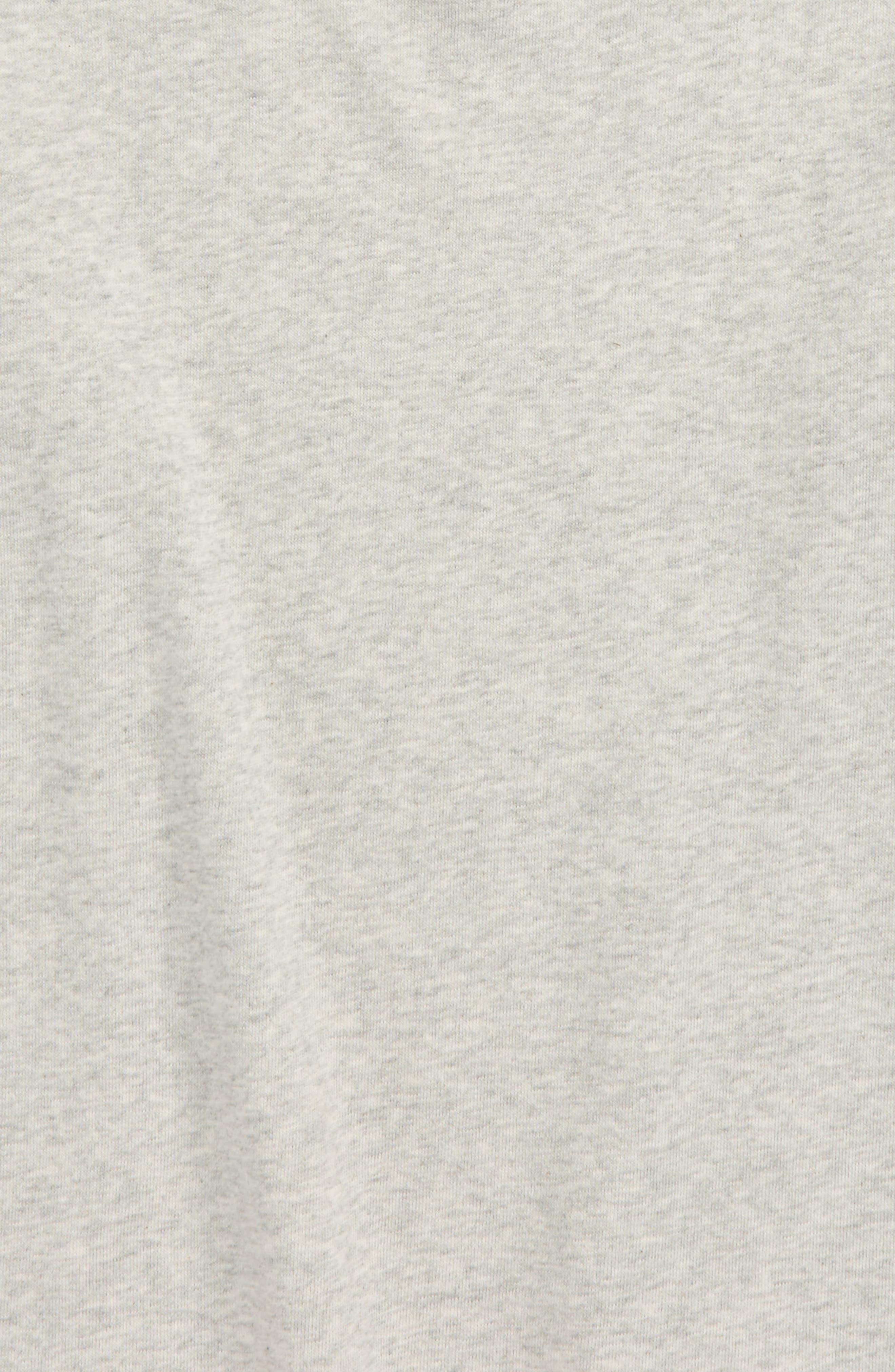 Alternate Image 5  - Truly Me Embroidered Sweatshirt (Big Girls)