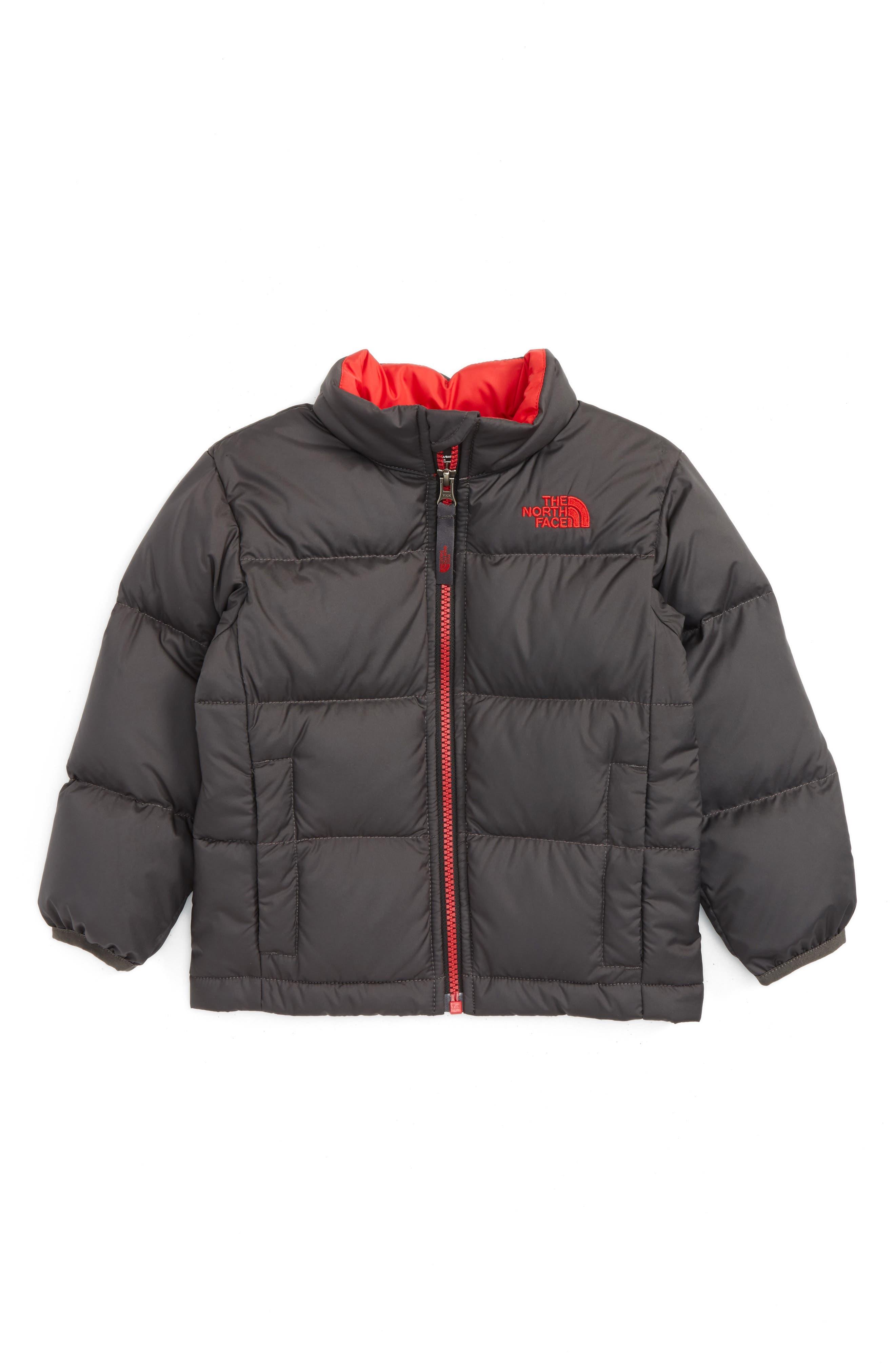 'Andes' Down Jacket,                             Main thumbnail 1, color,                             Graphite Grey
