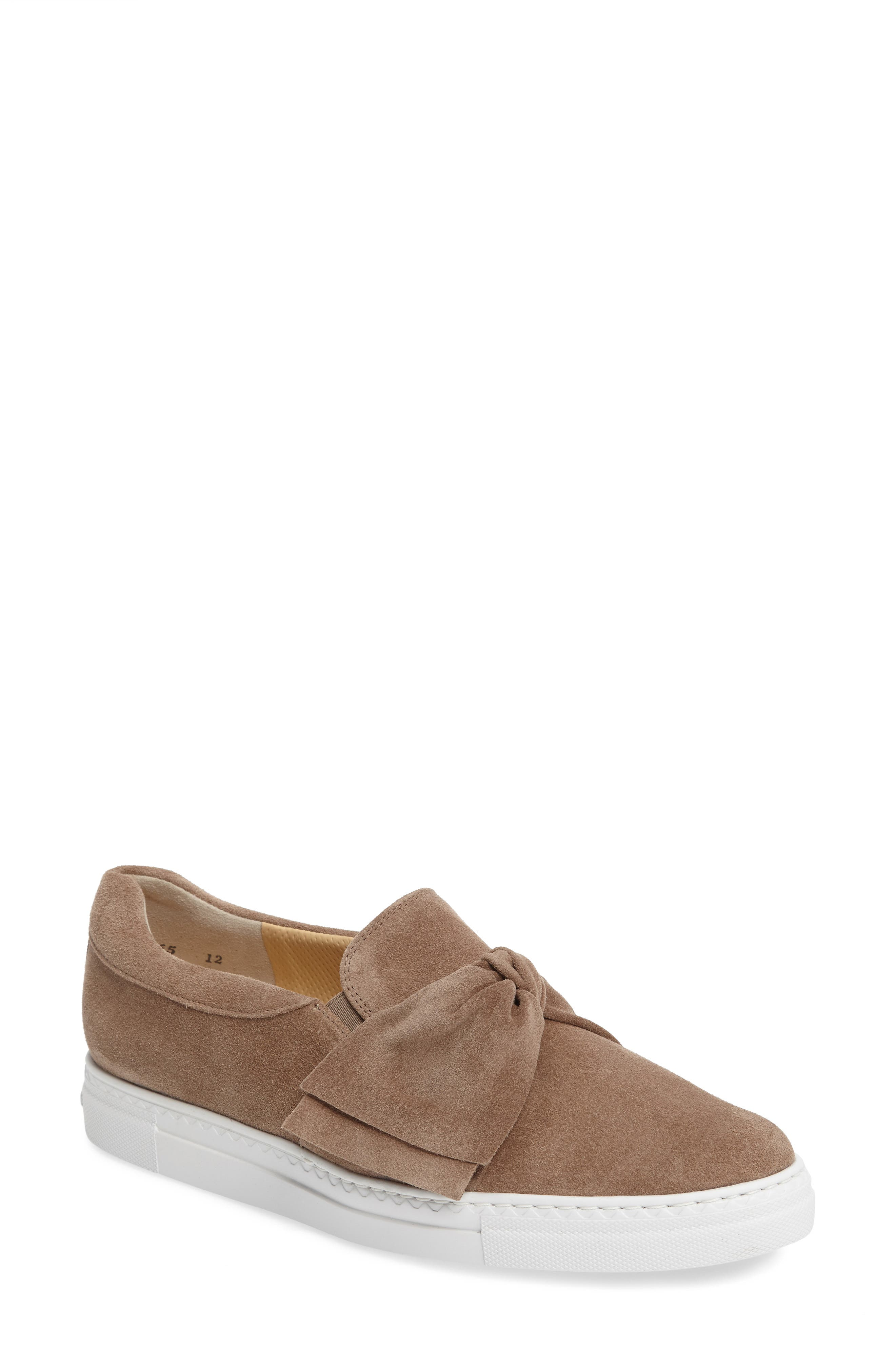 Paul Green Micky Bow Slip-On Sneaker (Women)