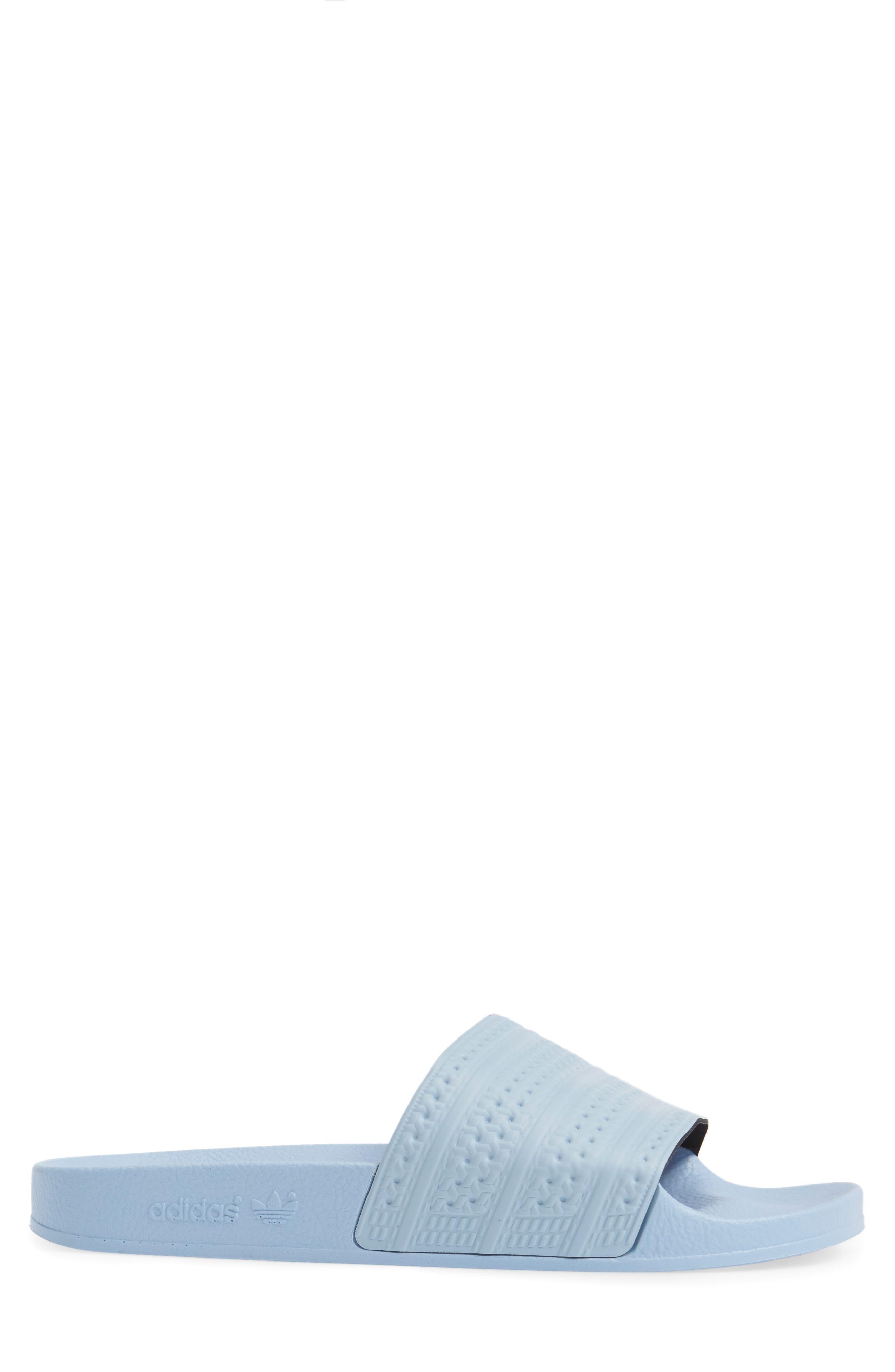 Alternate Image 3  - adidas Adilette Slide Sandal (Men)