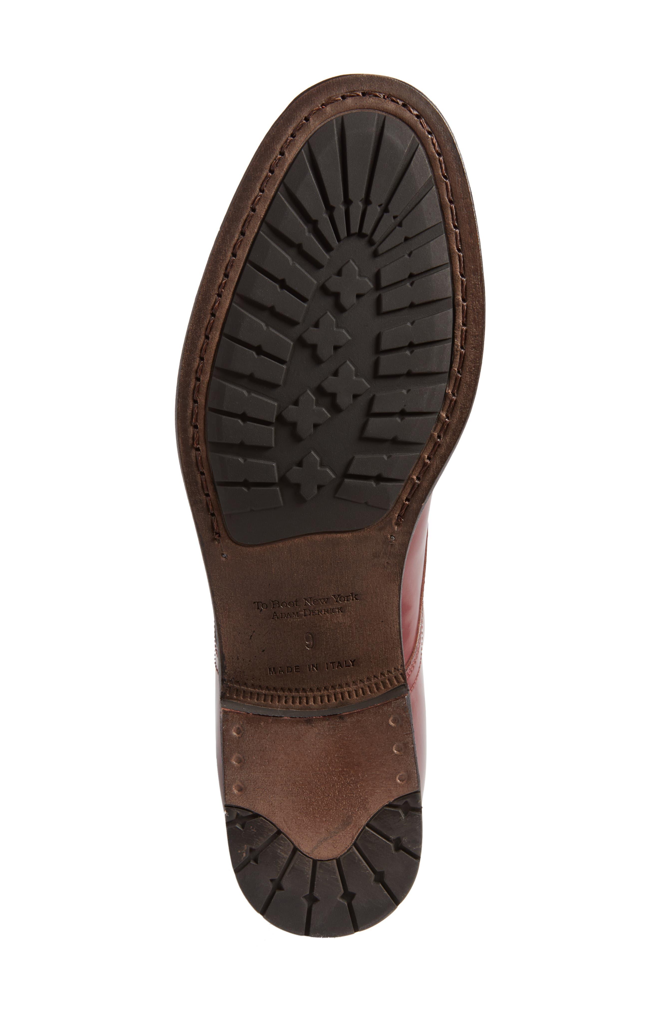 Alternate Image 6  - To Boot New York Bondfield Cap Toe Boot (Men)