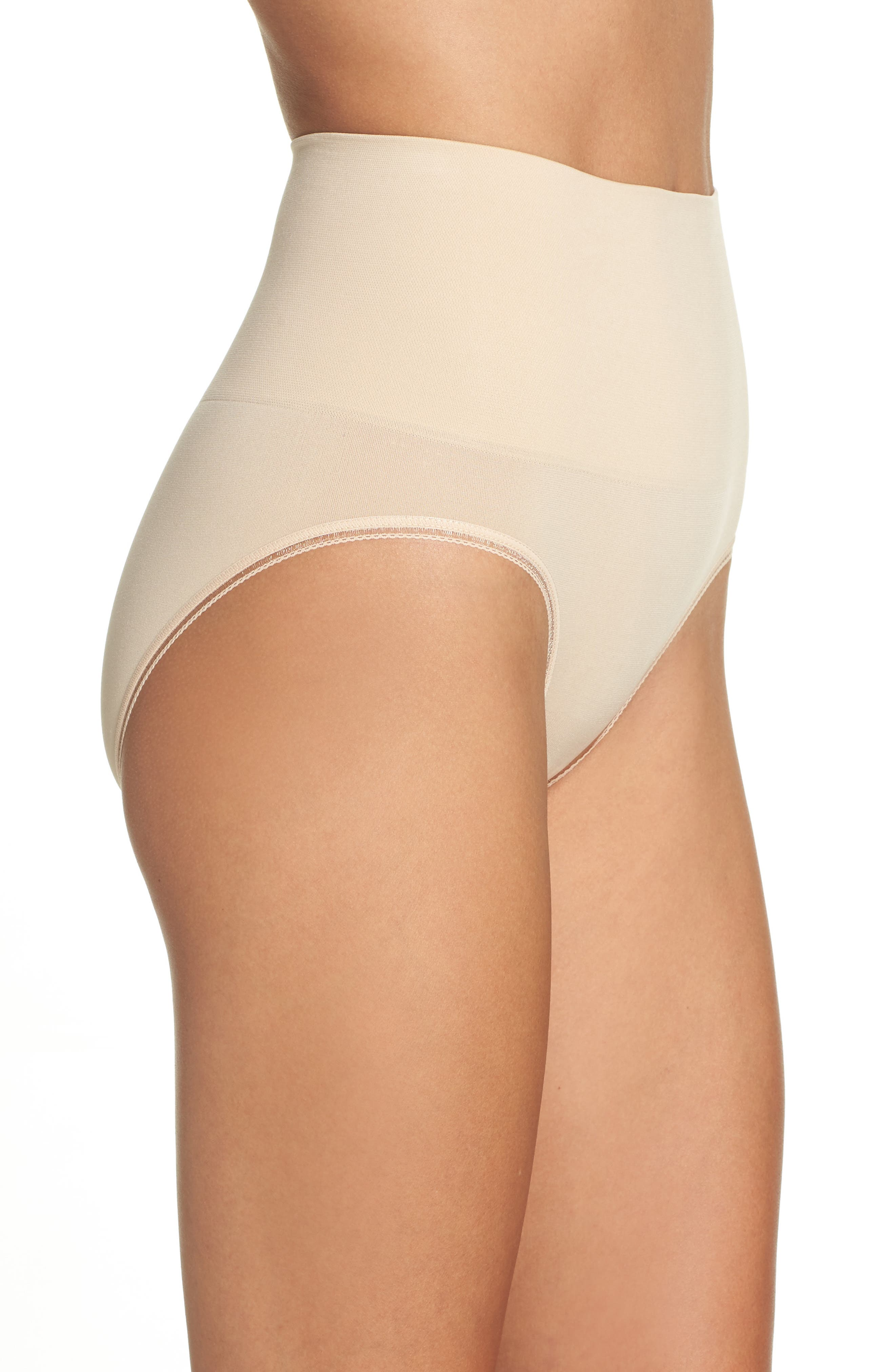 Ultralight Seamless Shaping Briefs,                             Alternate thumbnail 3, color,                             Frappe