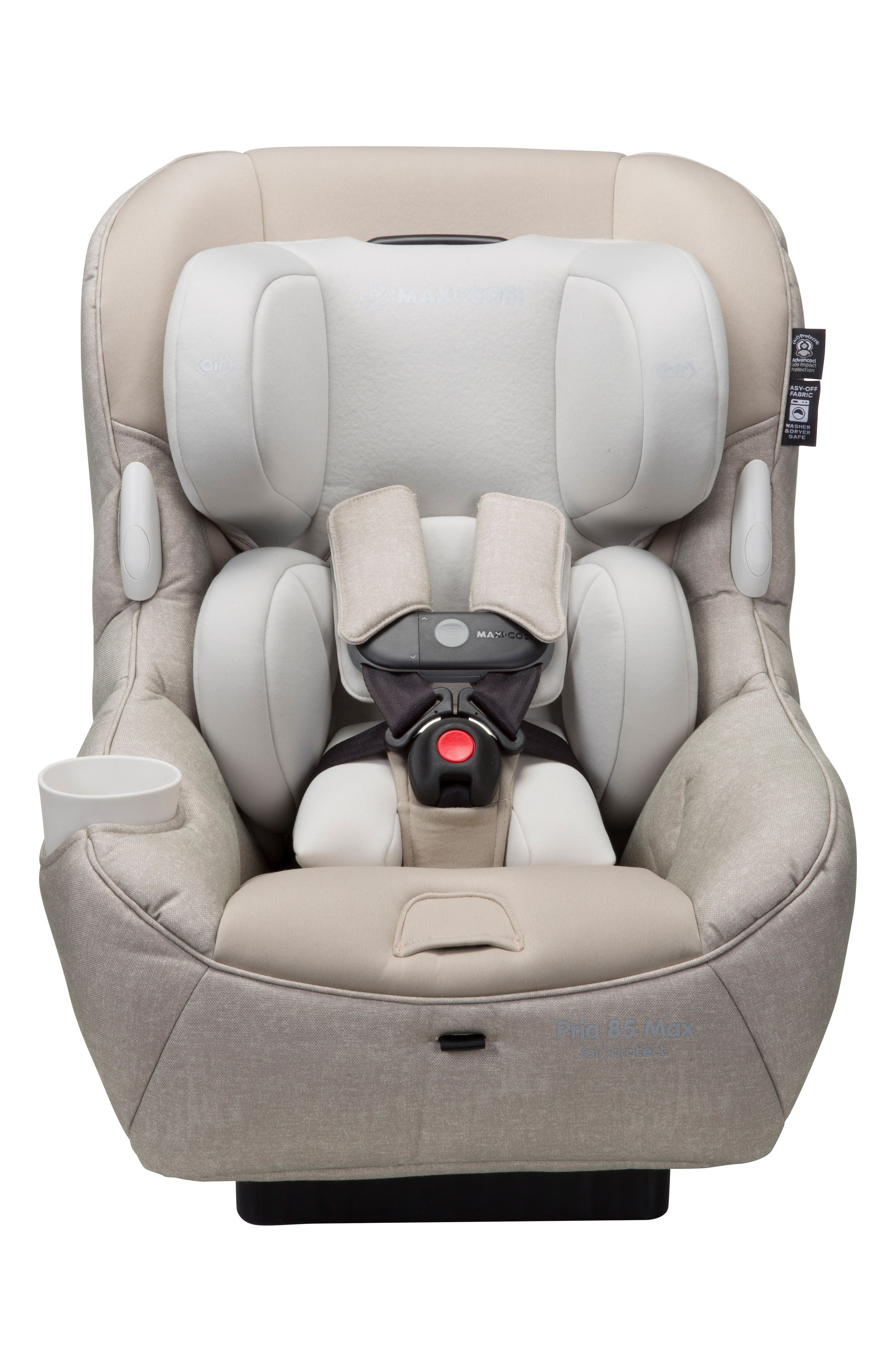 Pria<sup>™</sup> 85 Max Nomad Collection Convertible Car Seat,                             Main thumbnail 1, color,                             Nomad Sand