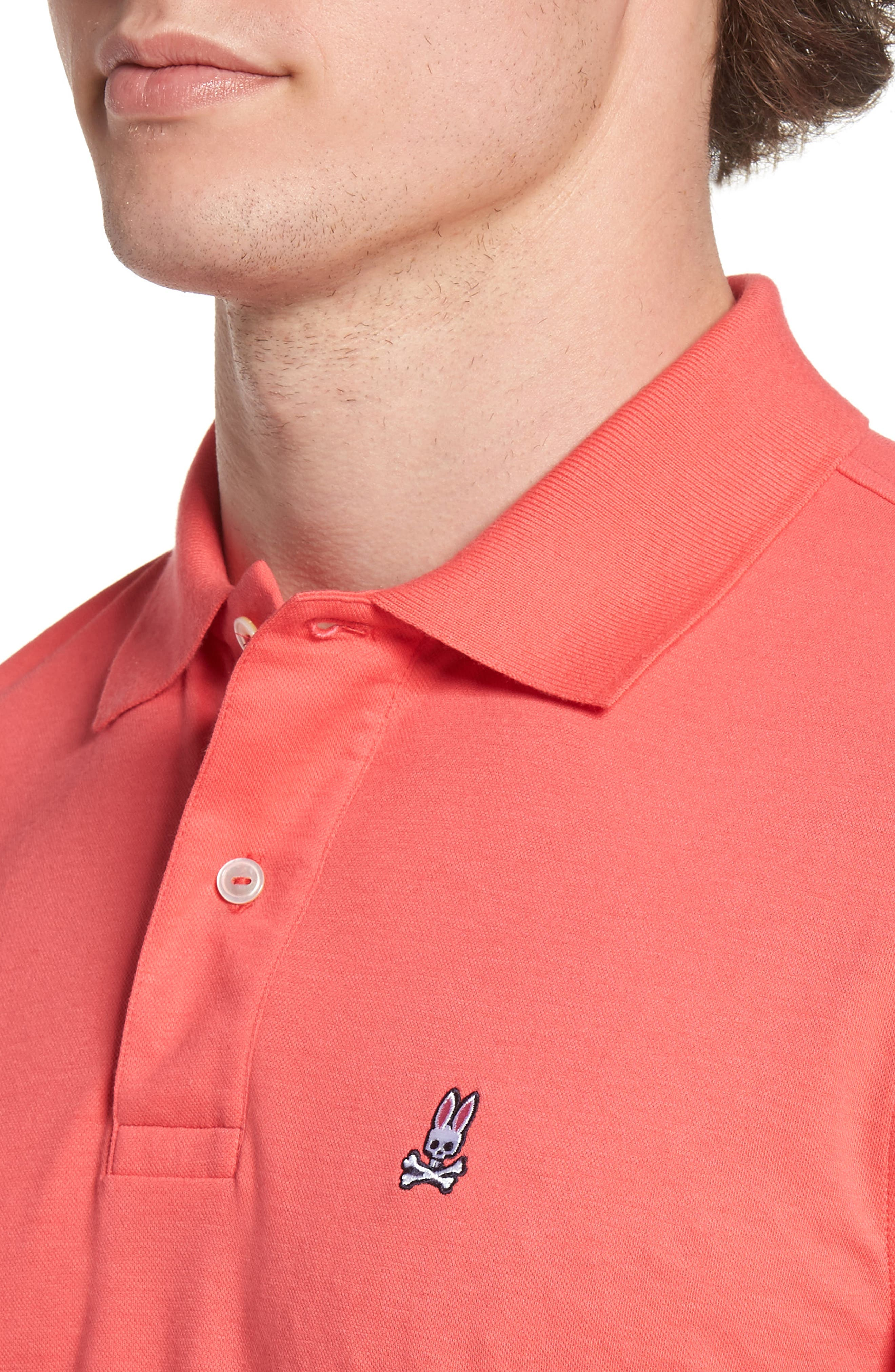 Golf Polo,                             Alternate thumbnail 4, color,                             Punch