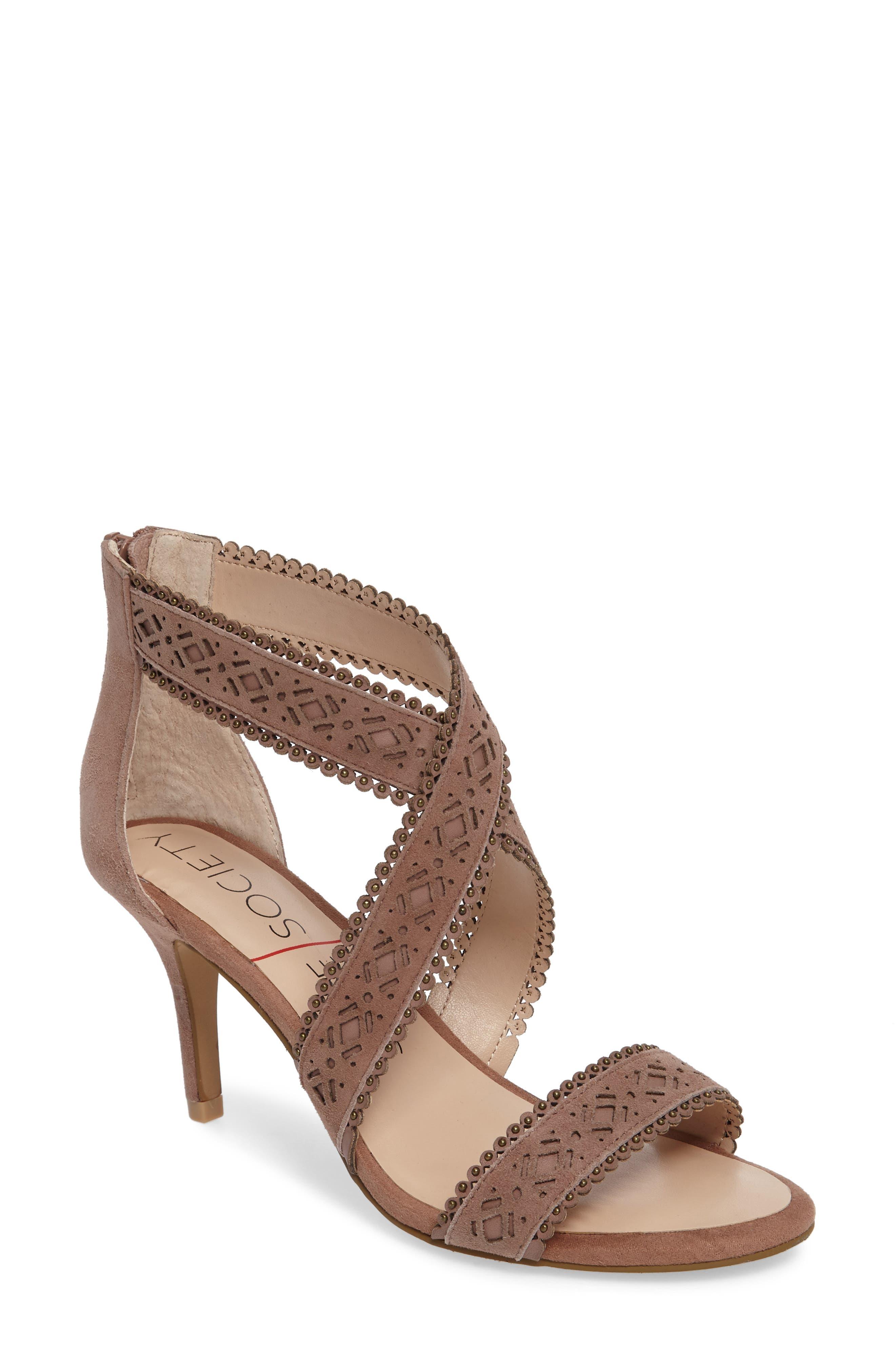 Alternate Image 1 Selected - Sole Society Sandal (Women)