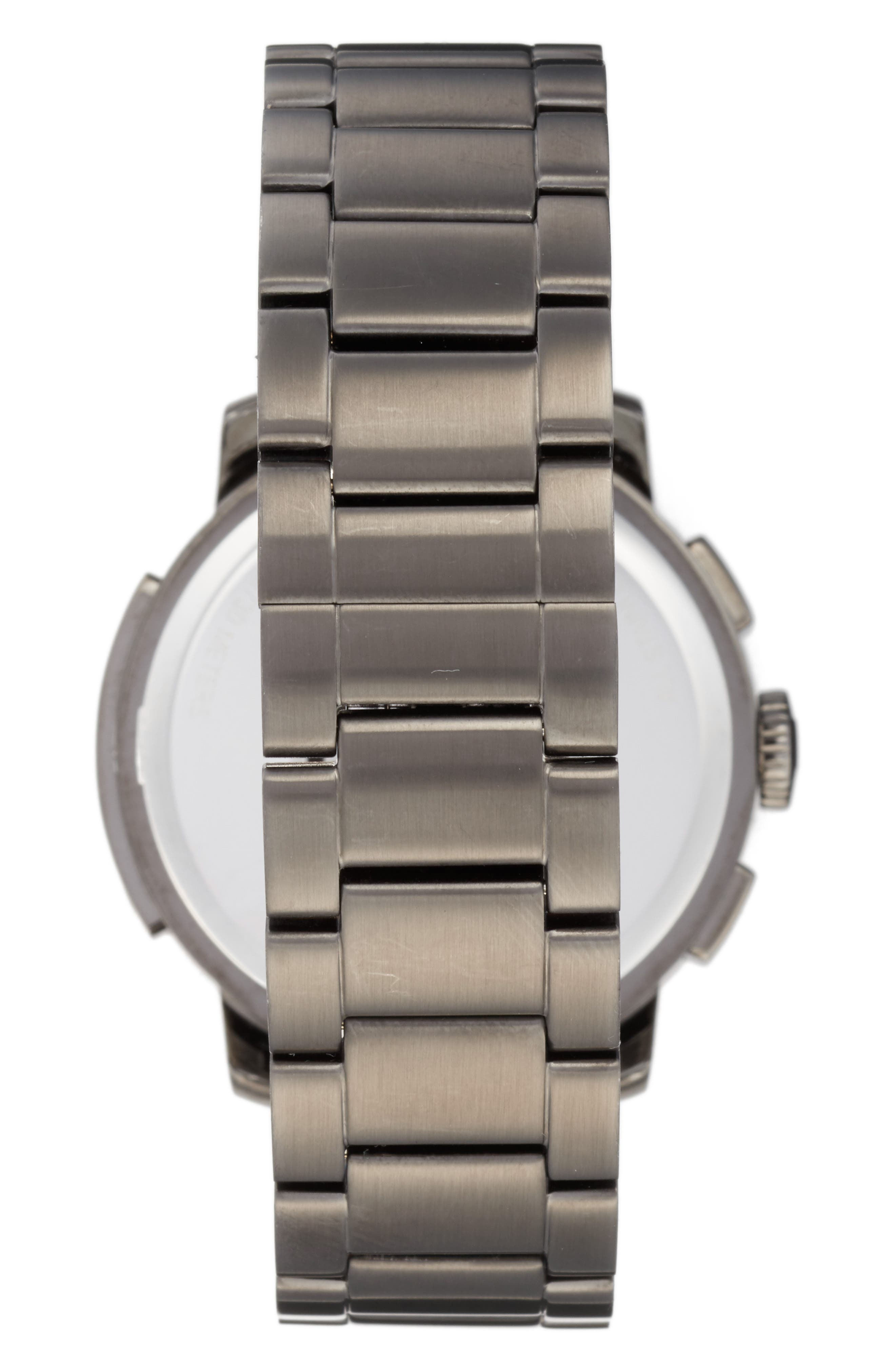 Alternate Image 2  - Coach 'Bleecker' Chronograph Bracelet Watch, 44mm