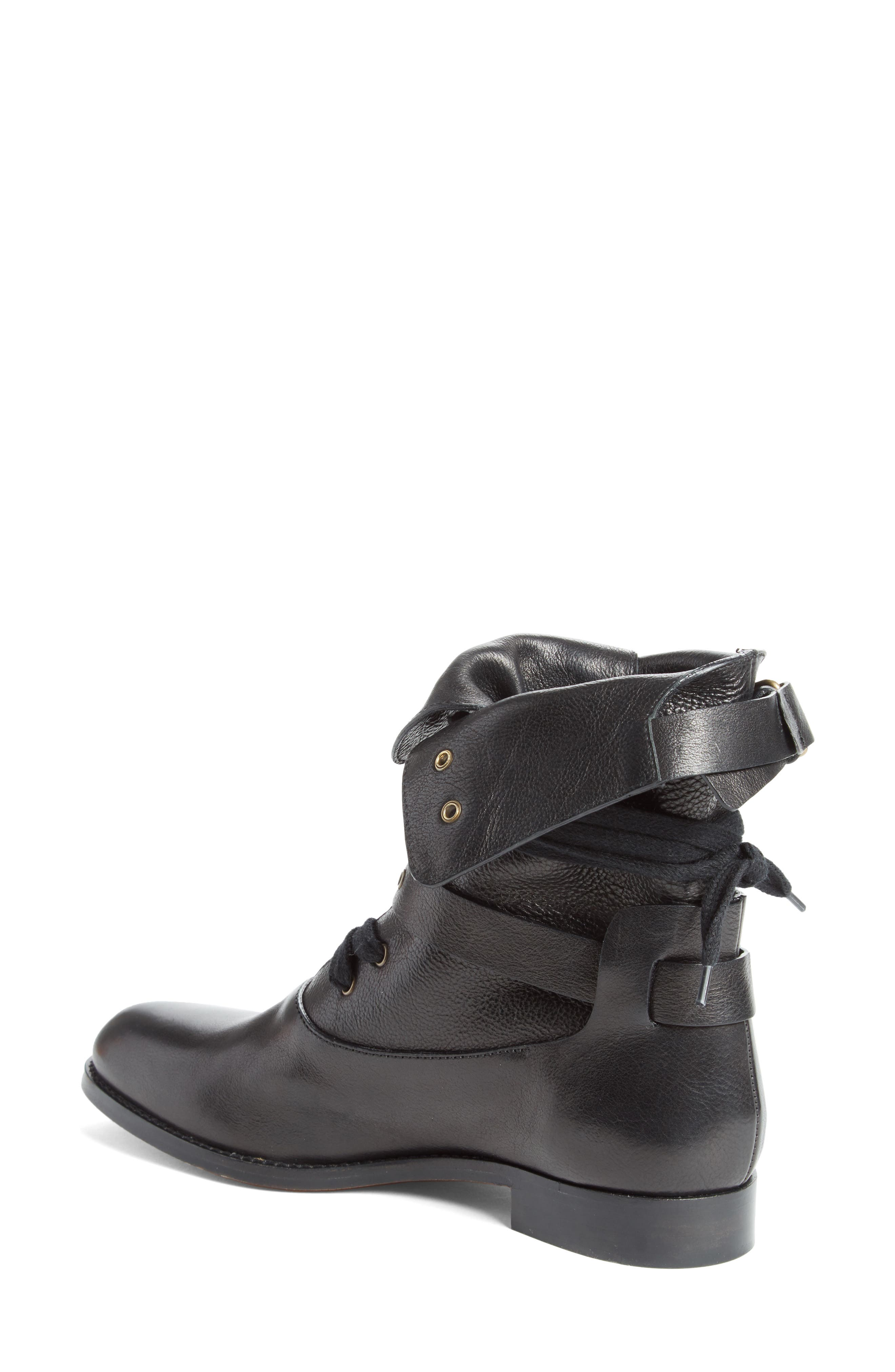 Otto Convertible Boot,                             Alternate thumbnail 2, color,                             Black