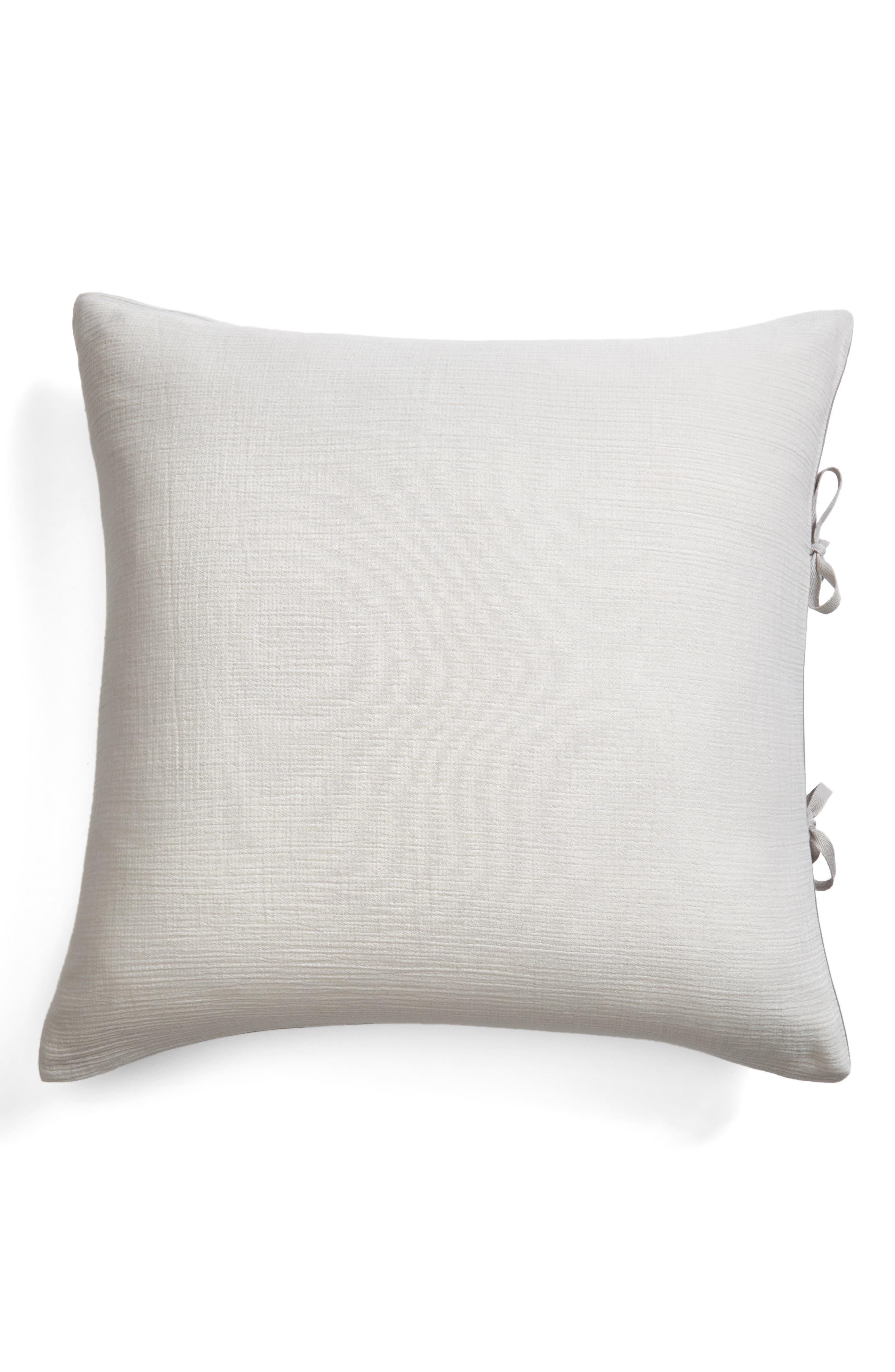 Nordstrom at Home Double Weave Euro Sham