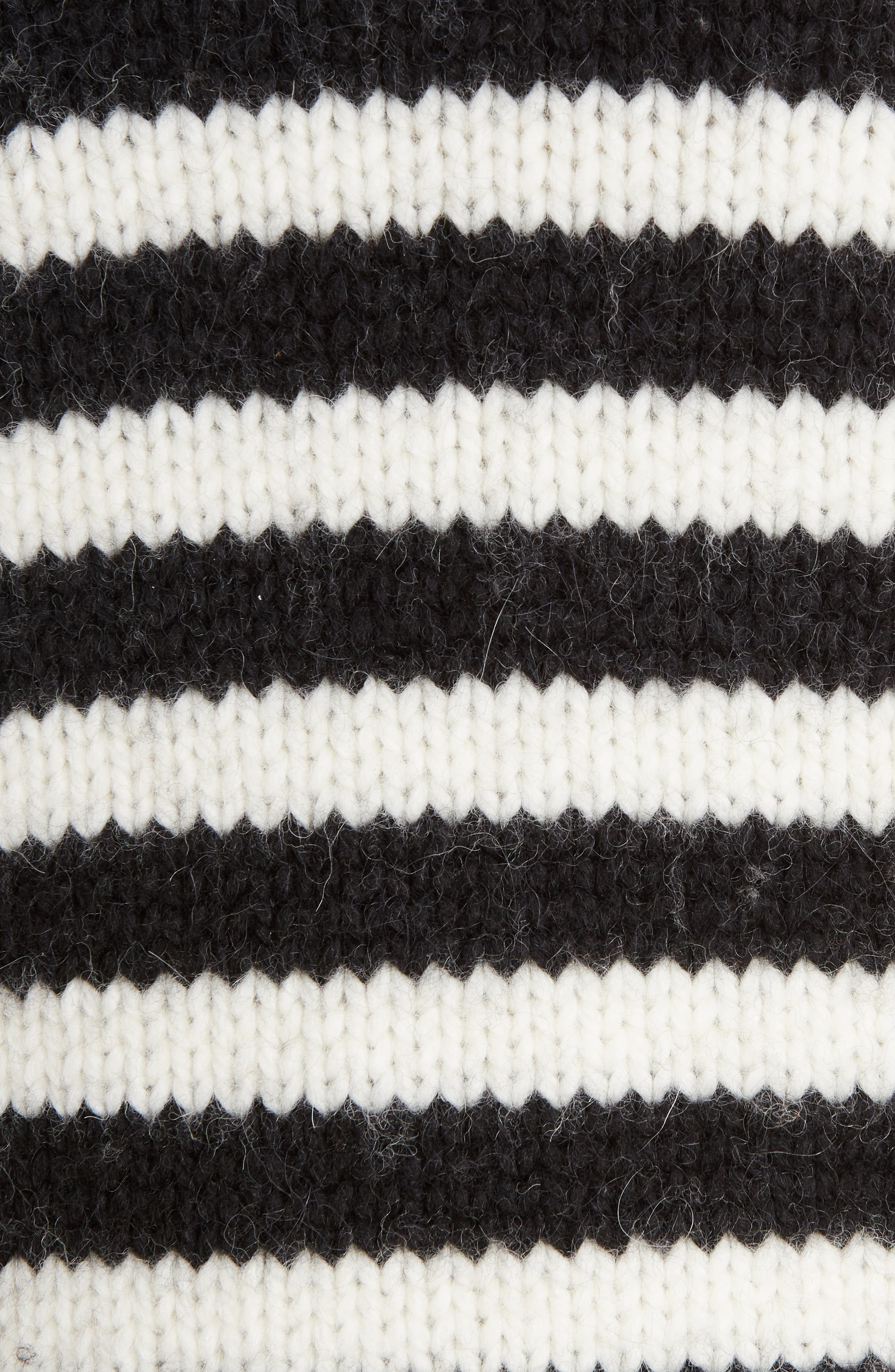 Alternate Image 3  - Loewe Stripe Wool & Alpaca Sweater