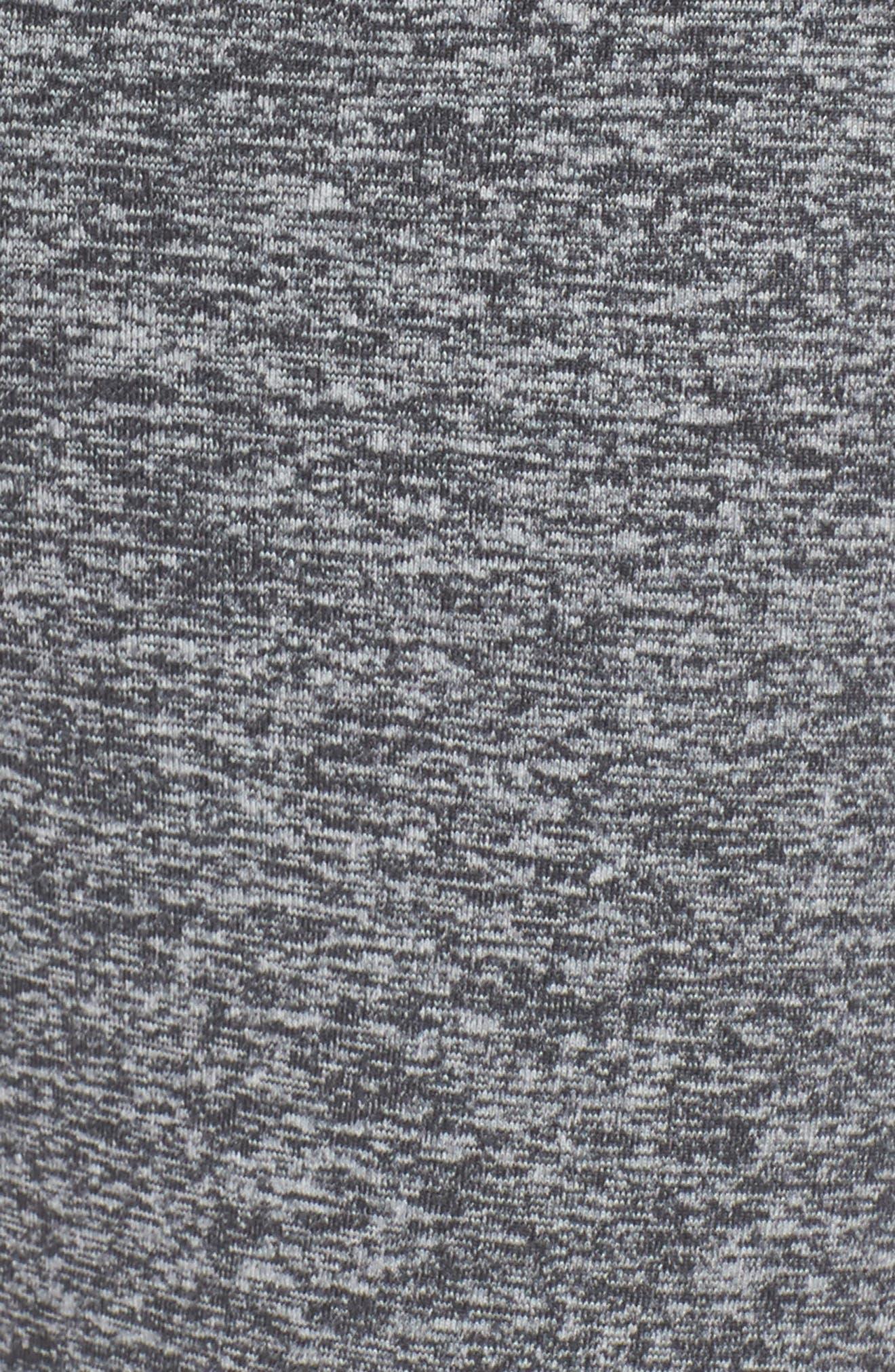 Alternate Image 5  - Zella High Waist Camila Crop Leggings