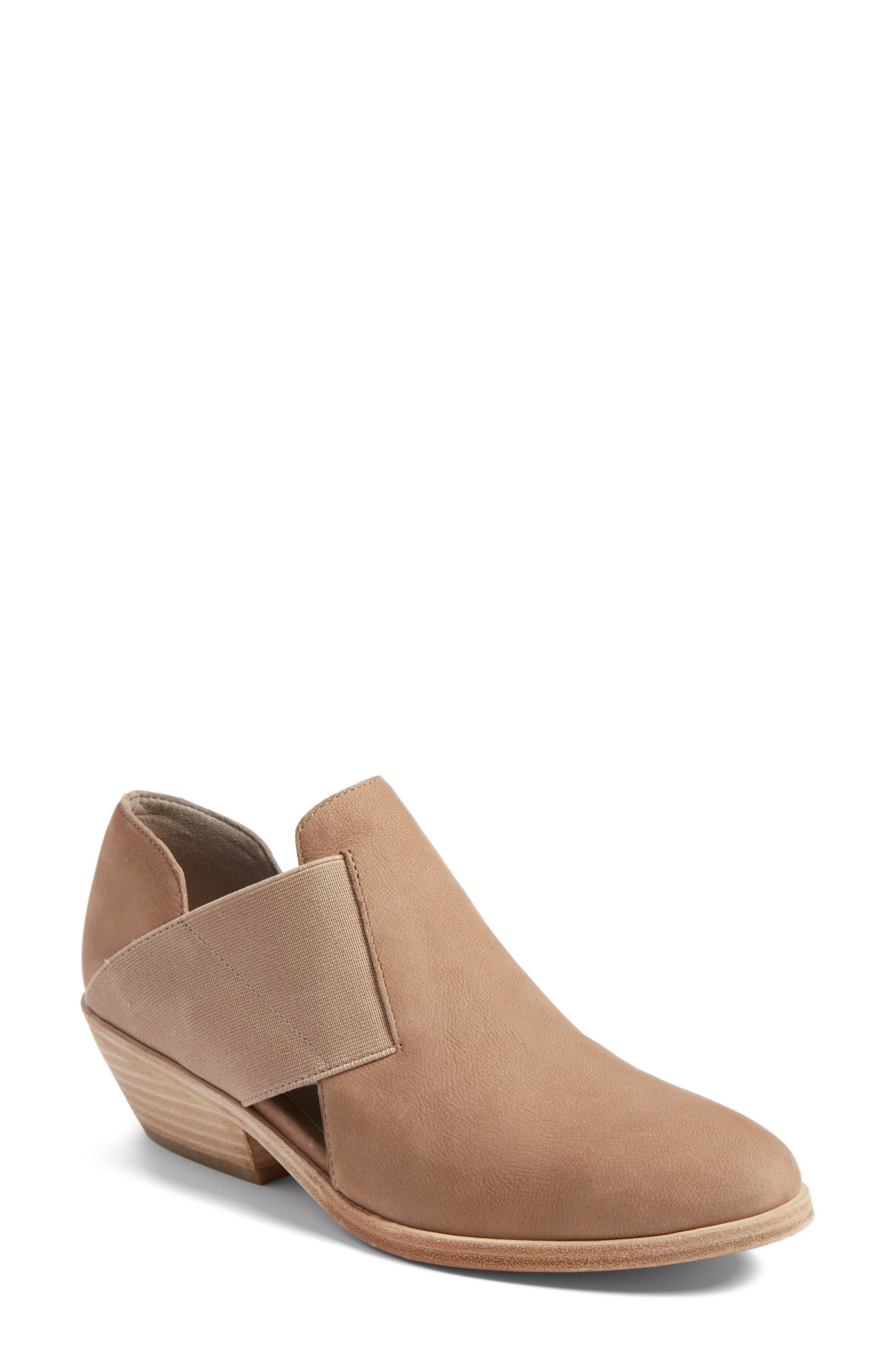 Perry Bootie,                         Main,                         color, Earth Nubuck