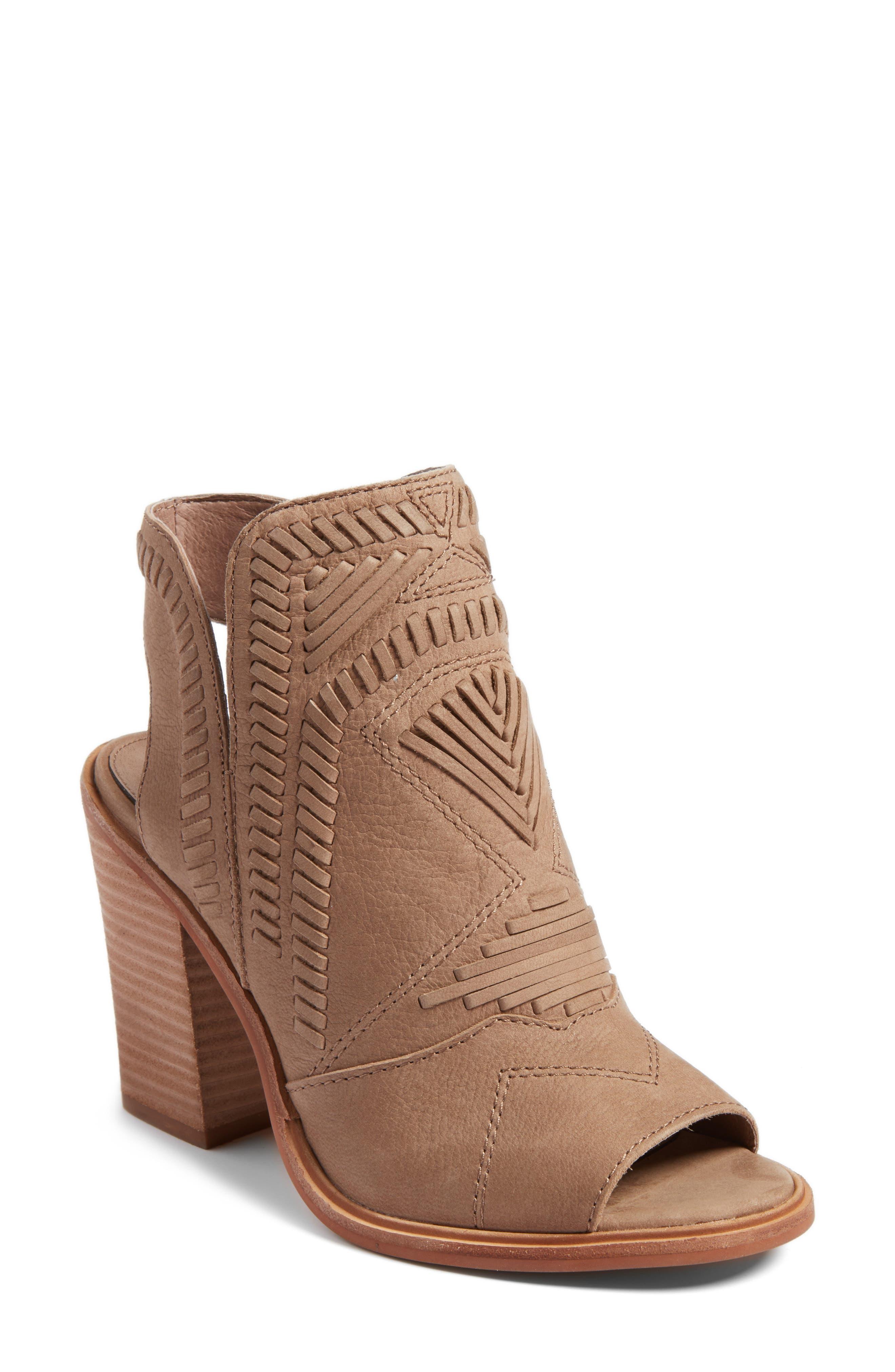 Womens Heels Hyper Online 49561770 Pedro Garcia Striped Suede Wedge