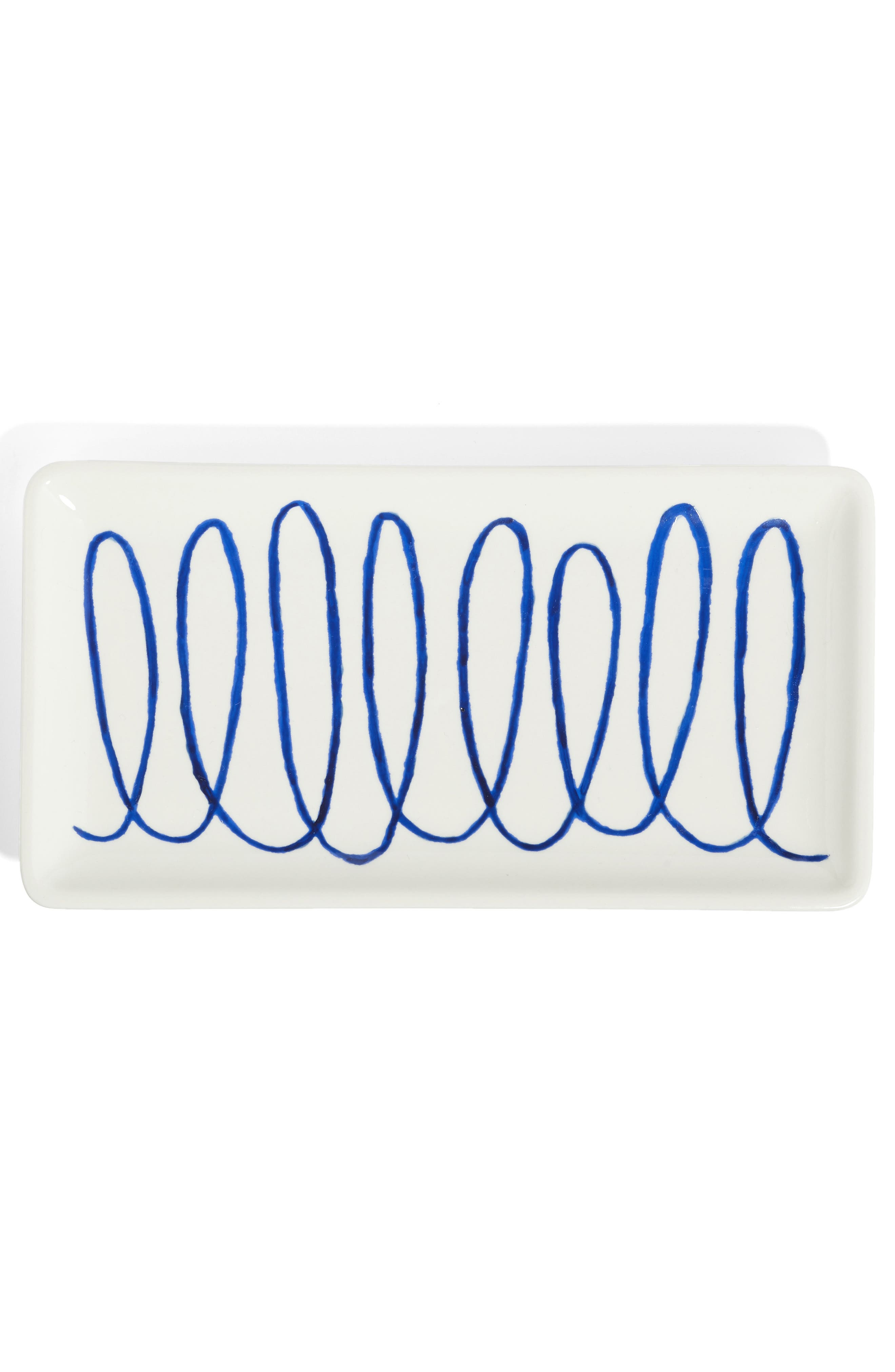kate spade new york curlicue tray